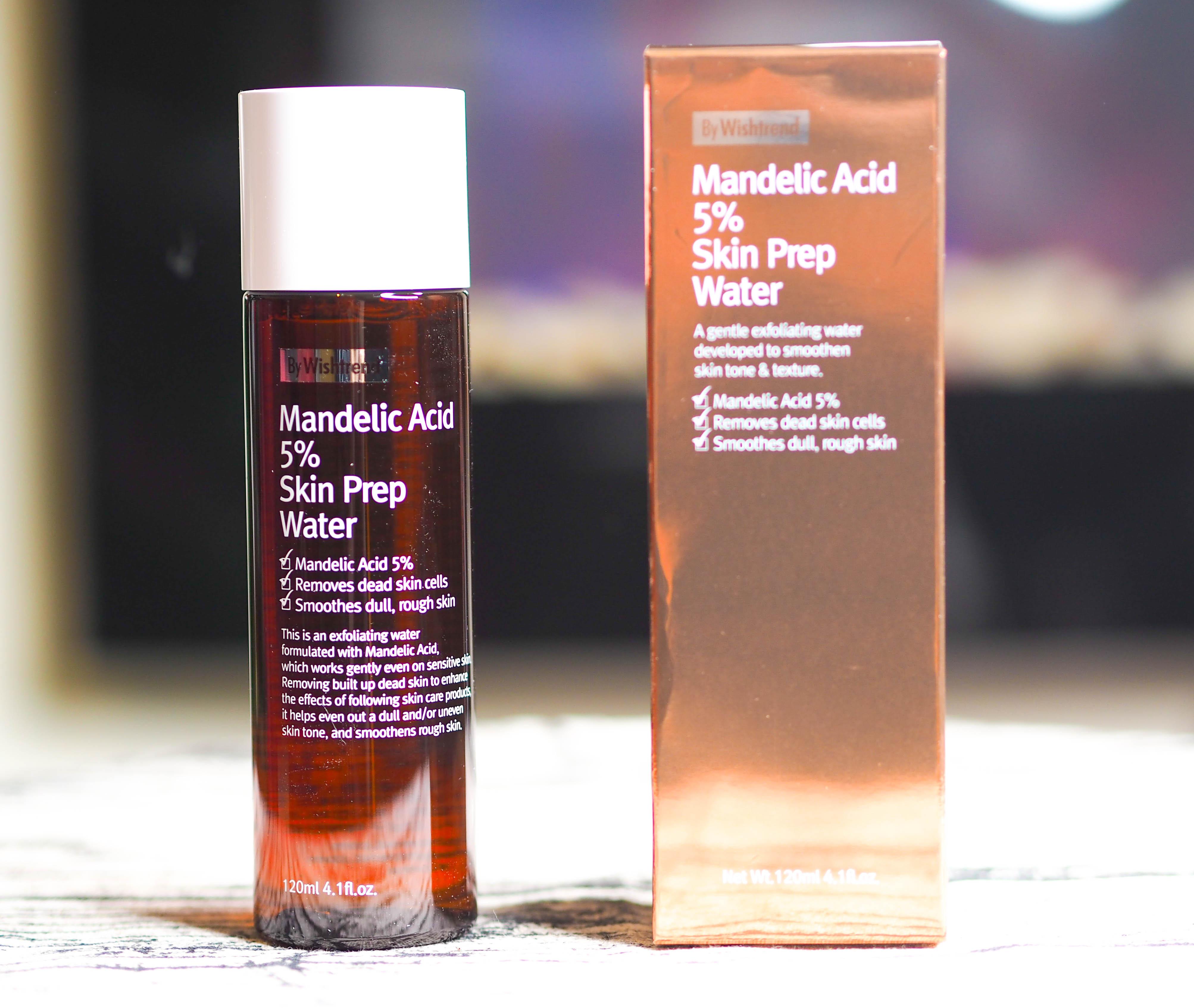 Wishtrend Mandelic Acid Skin Prep Water