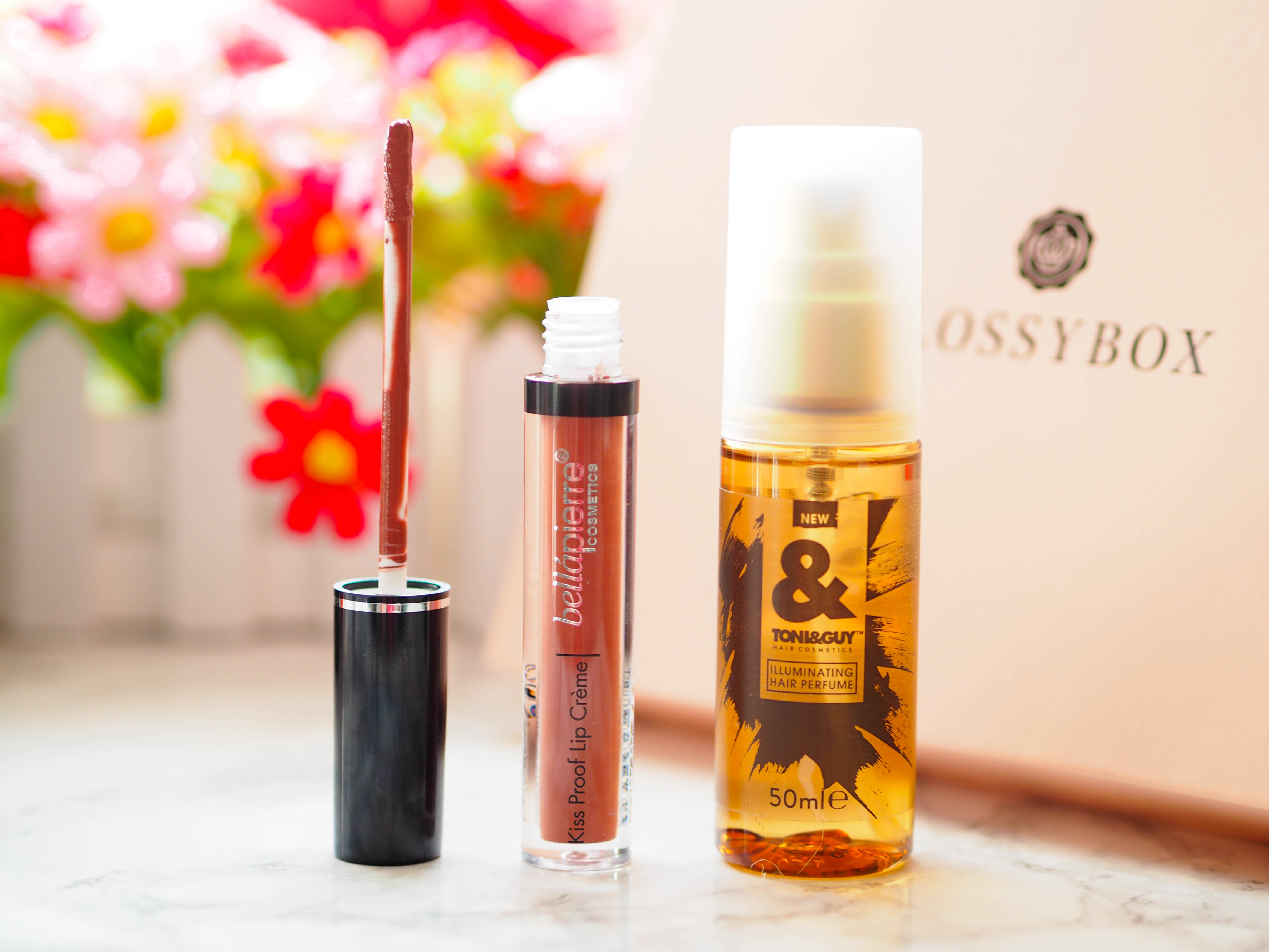 Glossybox March 2019 Contents