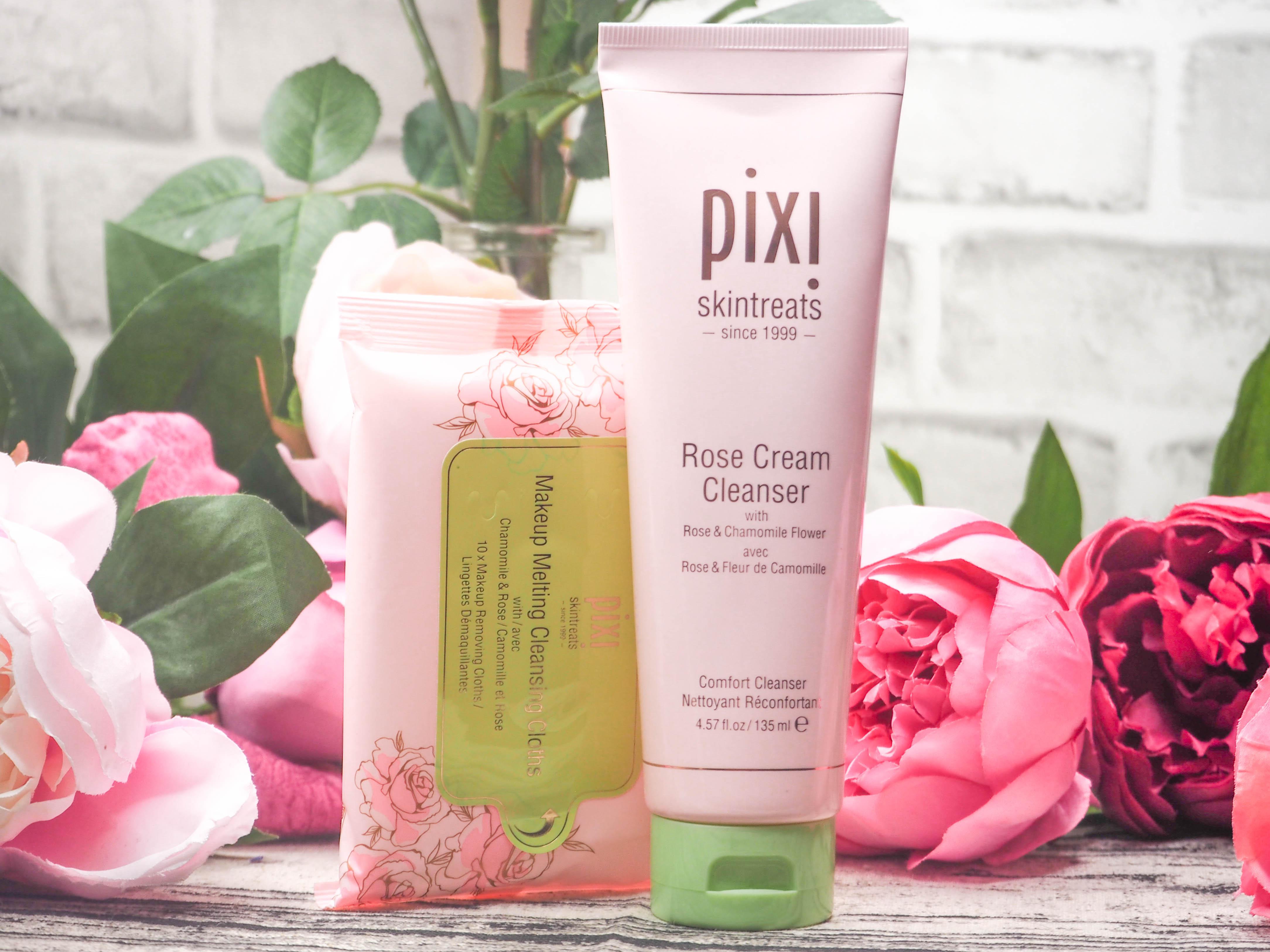 Pixi Rose Infused Skintreats