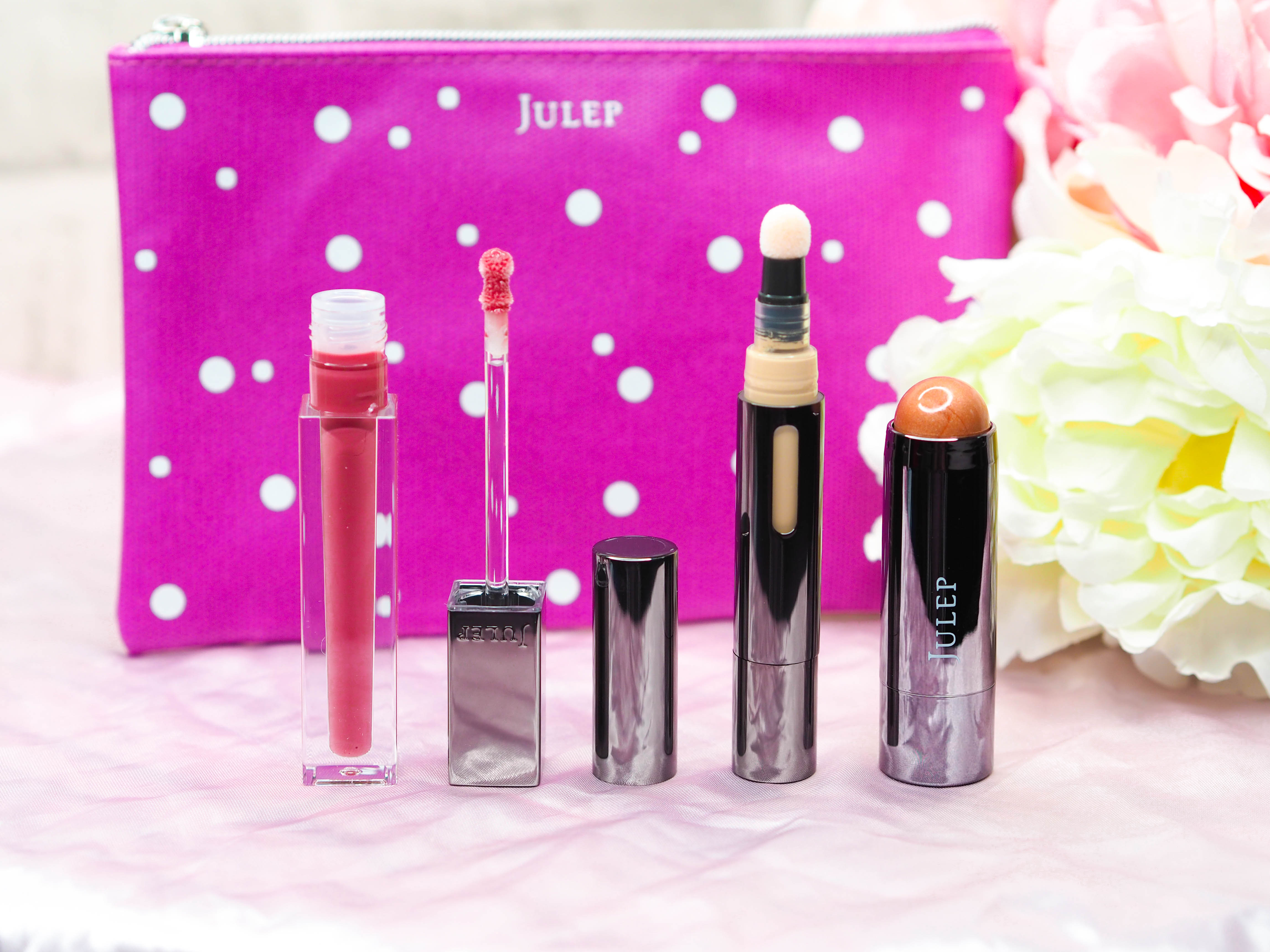 QVC UK TSV Julep 5-Piece Effortless Makeup Collection