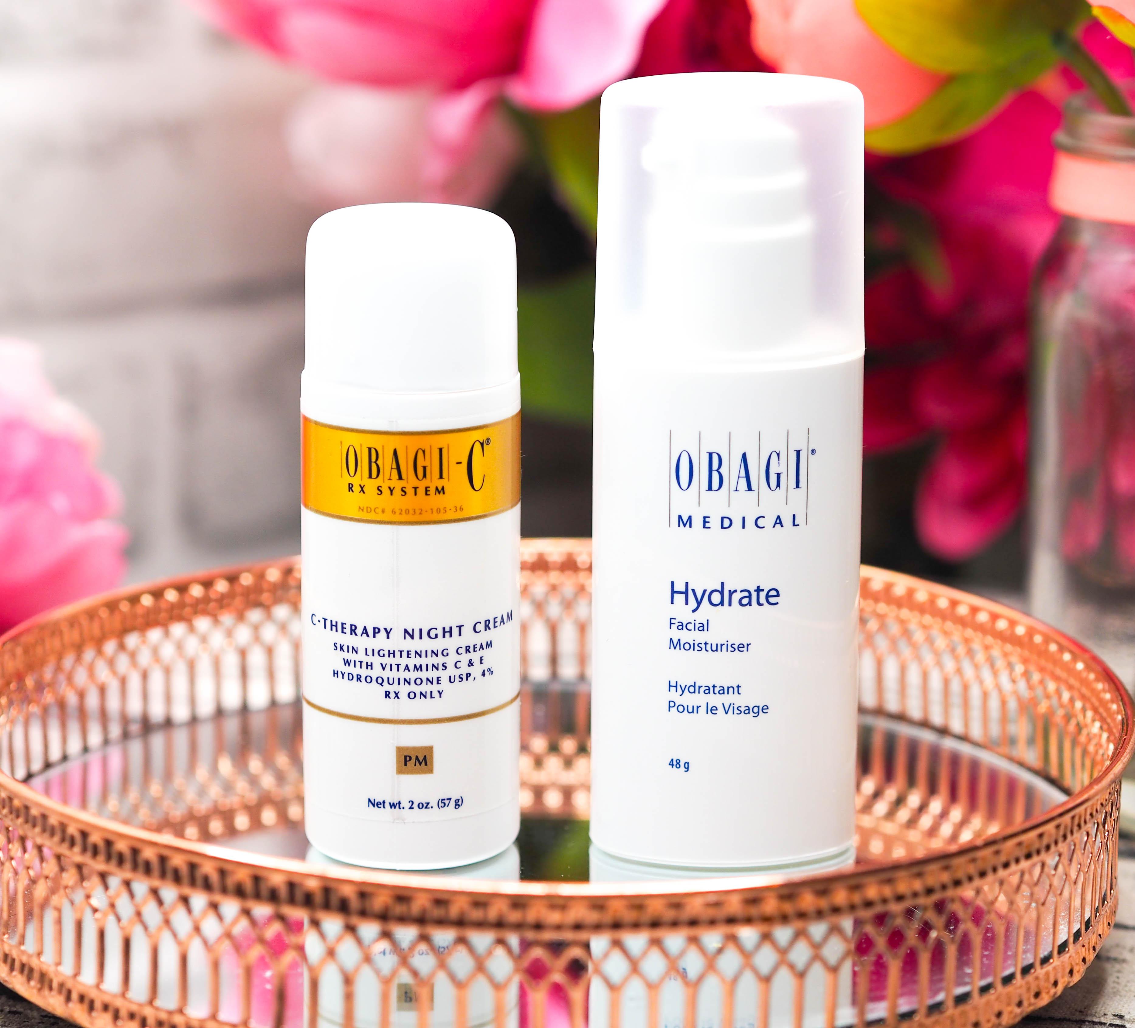 Skincare Routine Feb 2019
