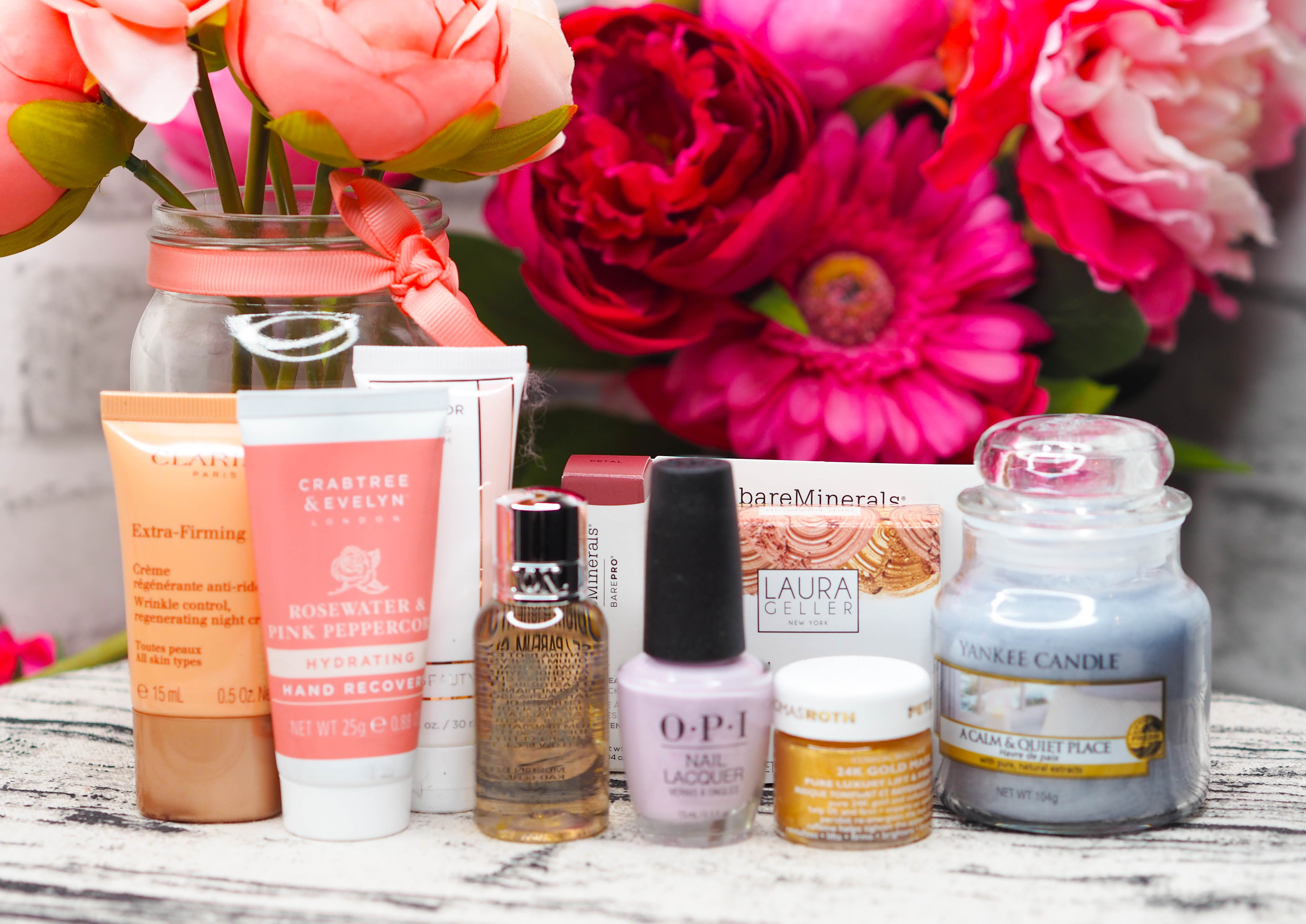 Glossybox Mothers Day 2019