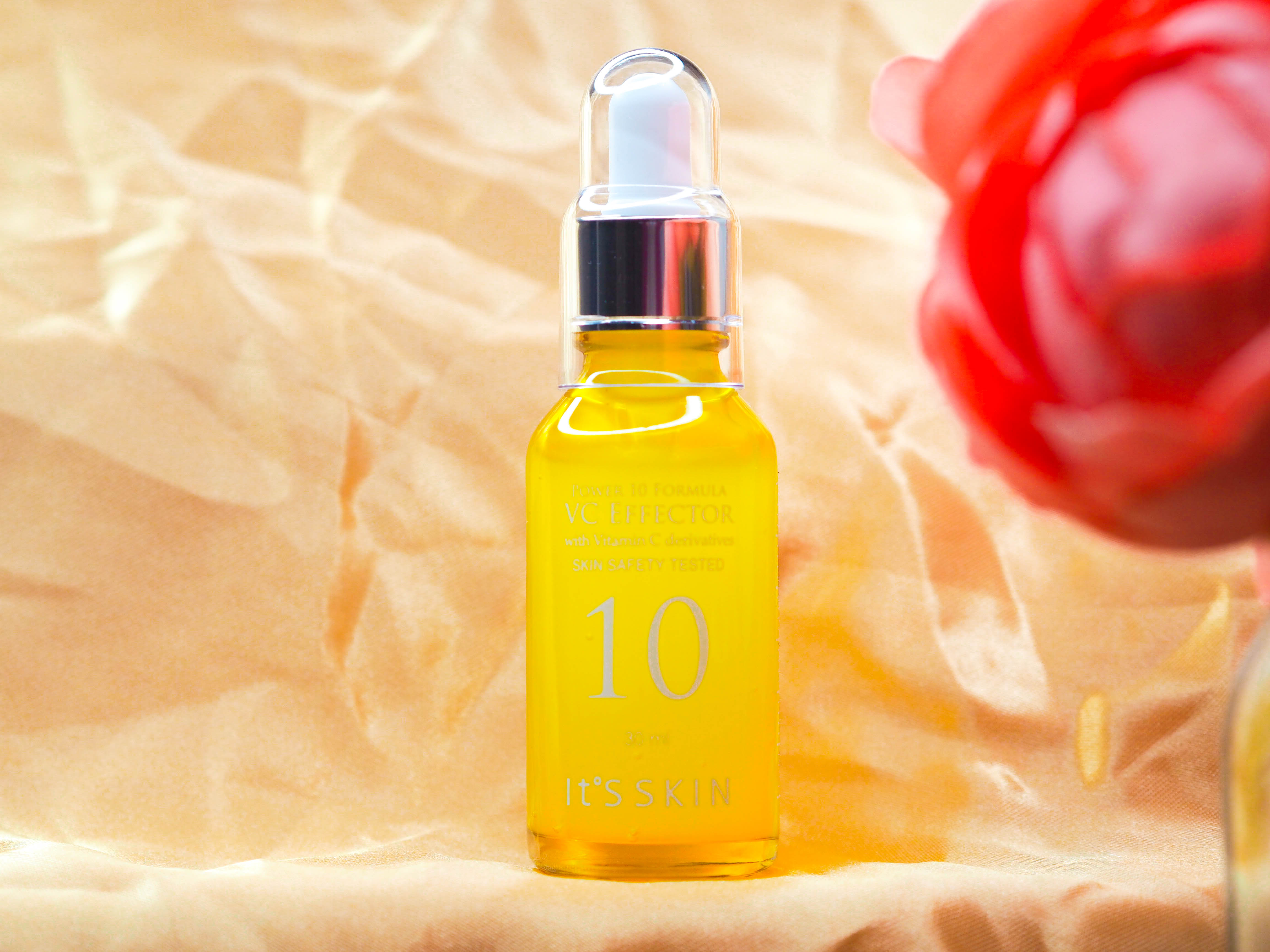 It's Skin VC Serum Review