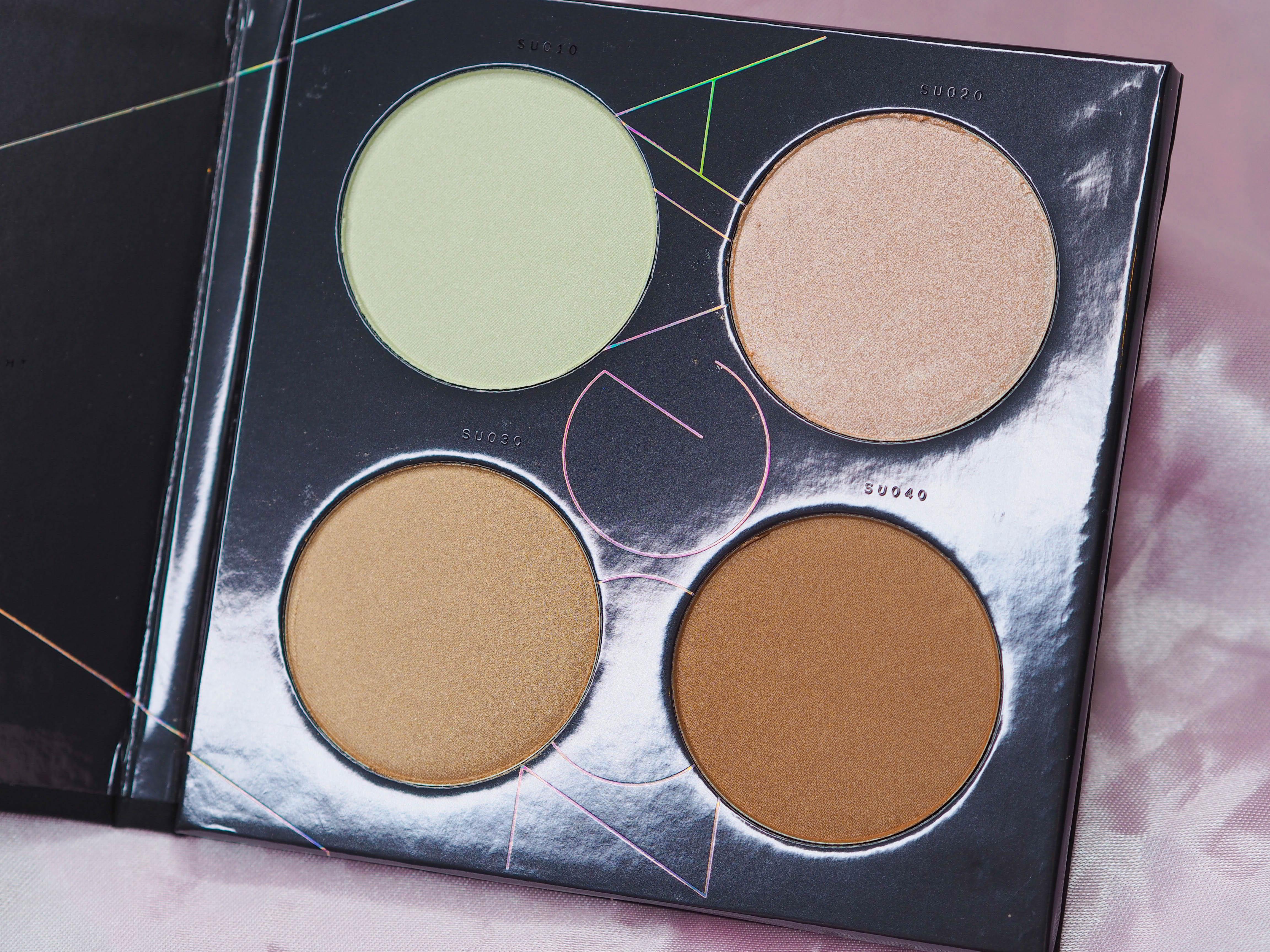Zoeva Summer Strobe Spectrum Powder Palette