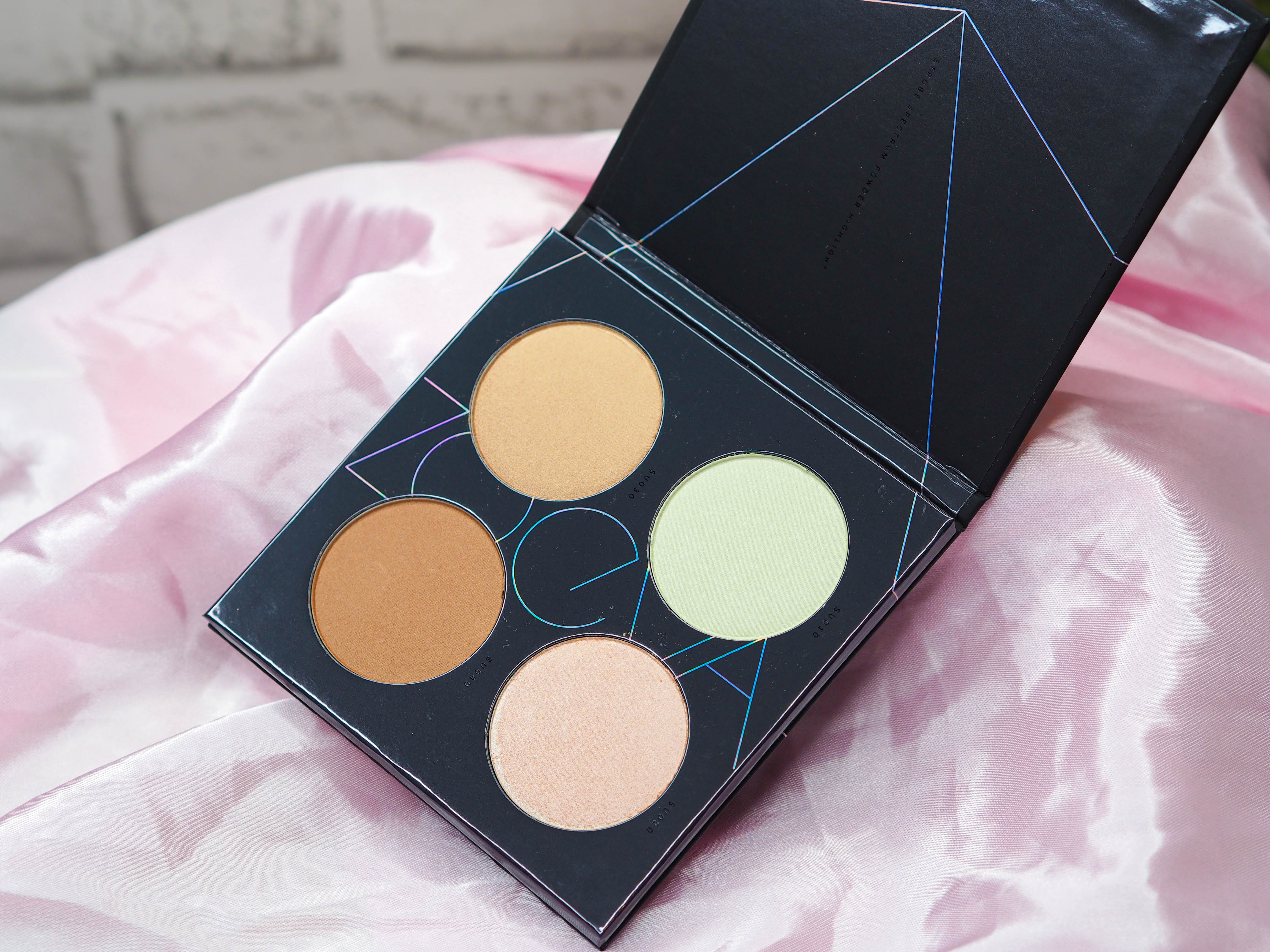 Zoeva Summer Strobe Spectrum Powder Palette