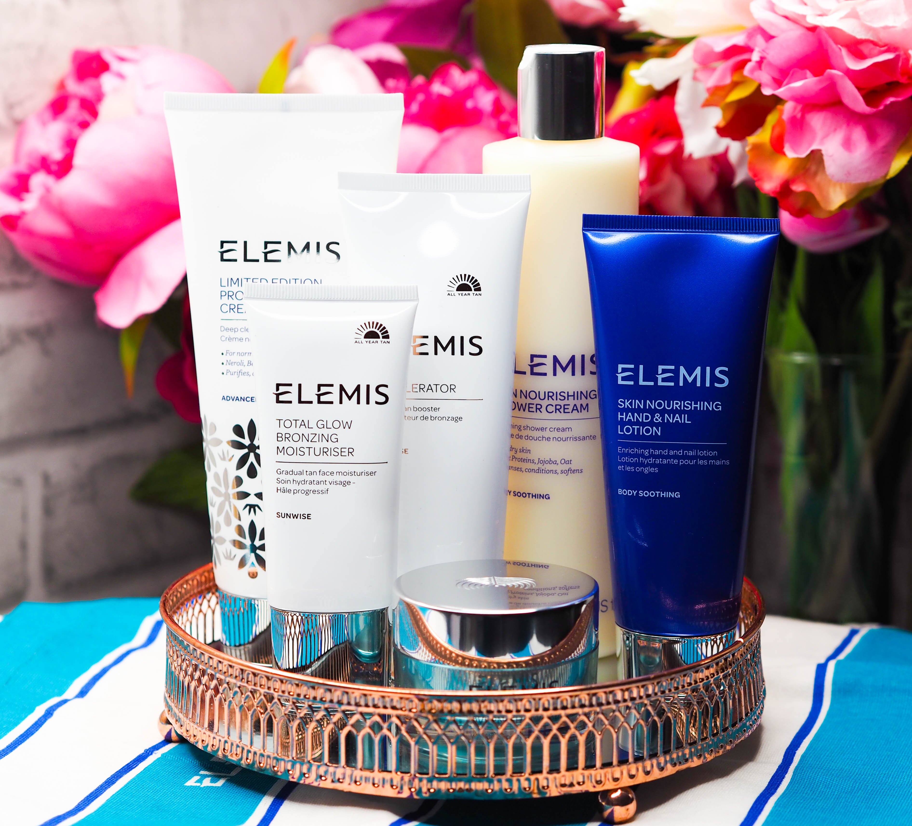 QVC UK TSV Elemis Reveal Radiant Skin Collection