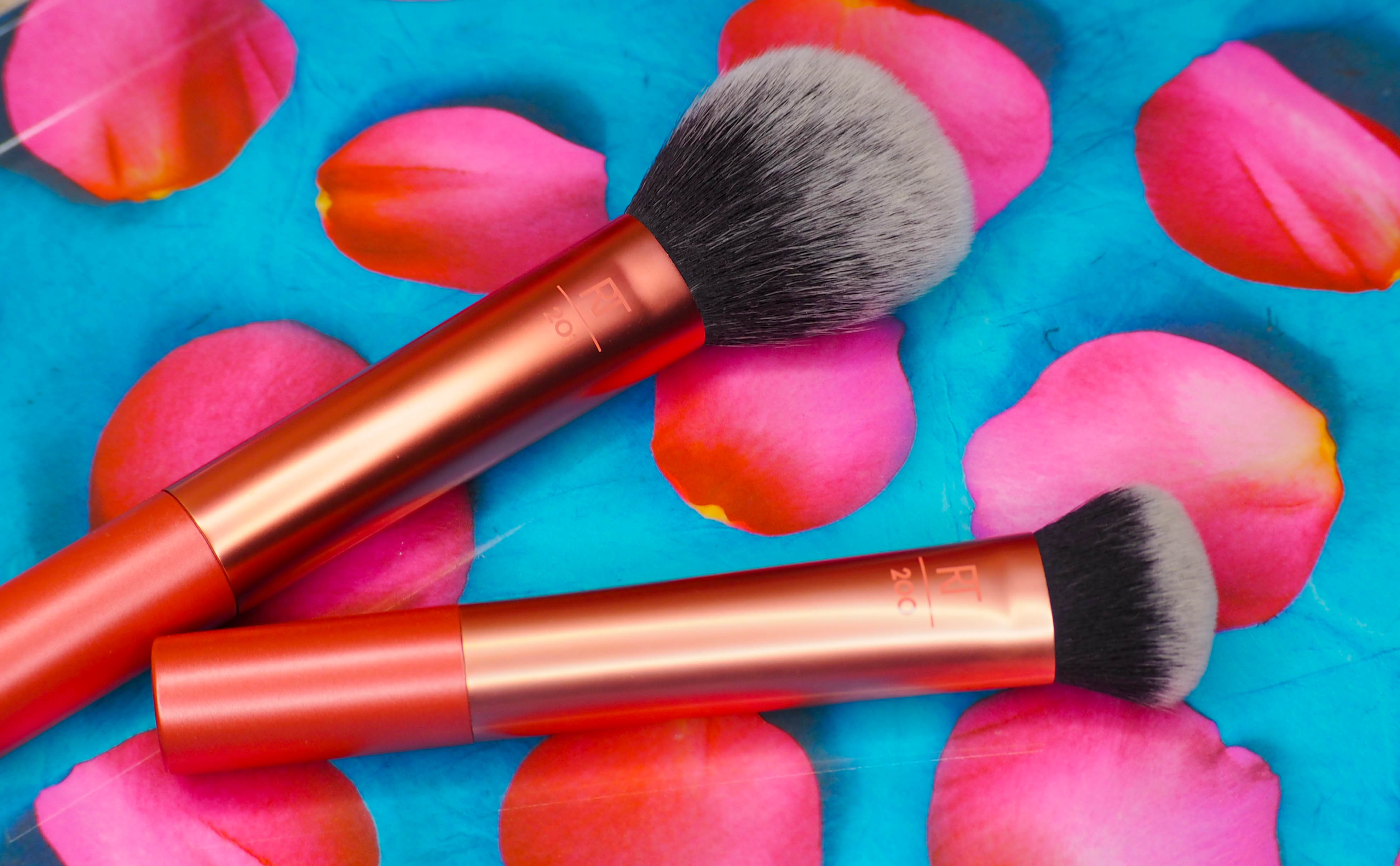 Real Techniques Expert Face Brush and Powder Brush