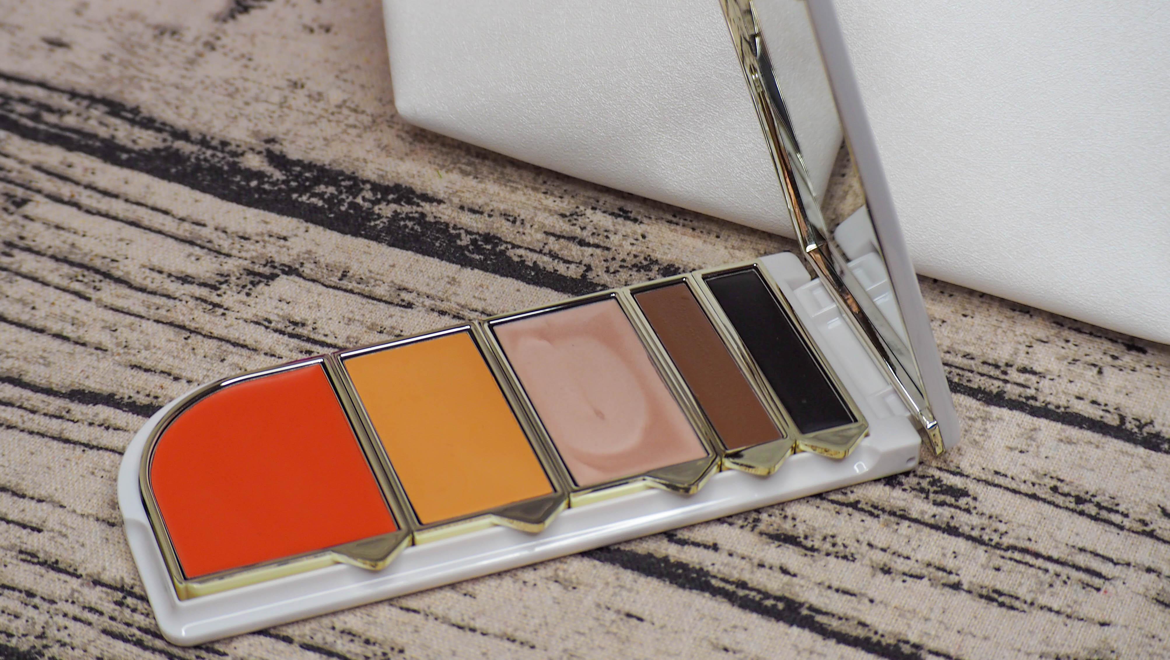 Tropic Makeup Colour Palette