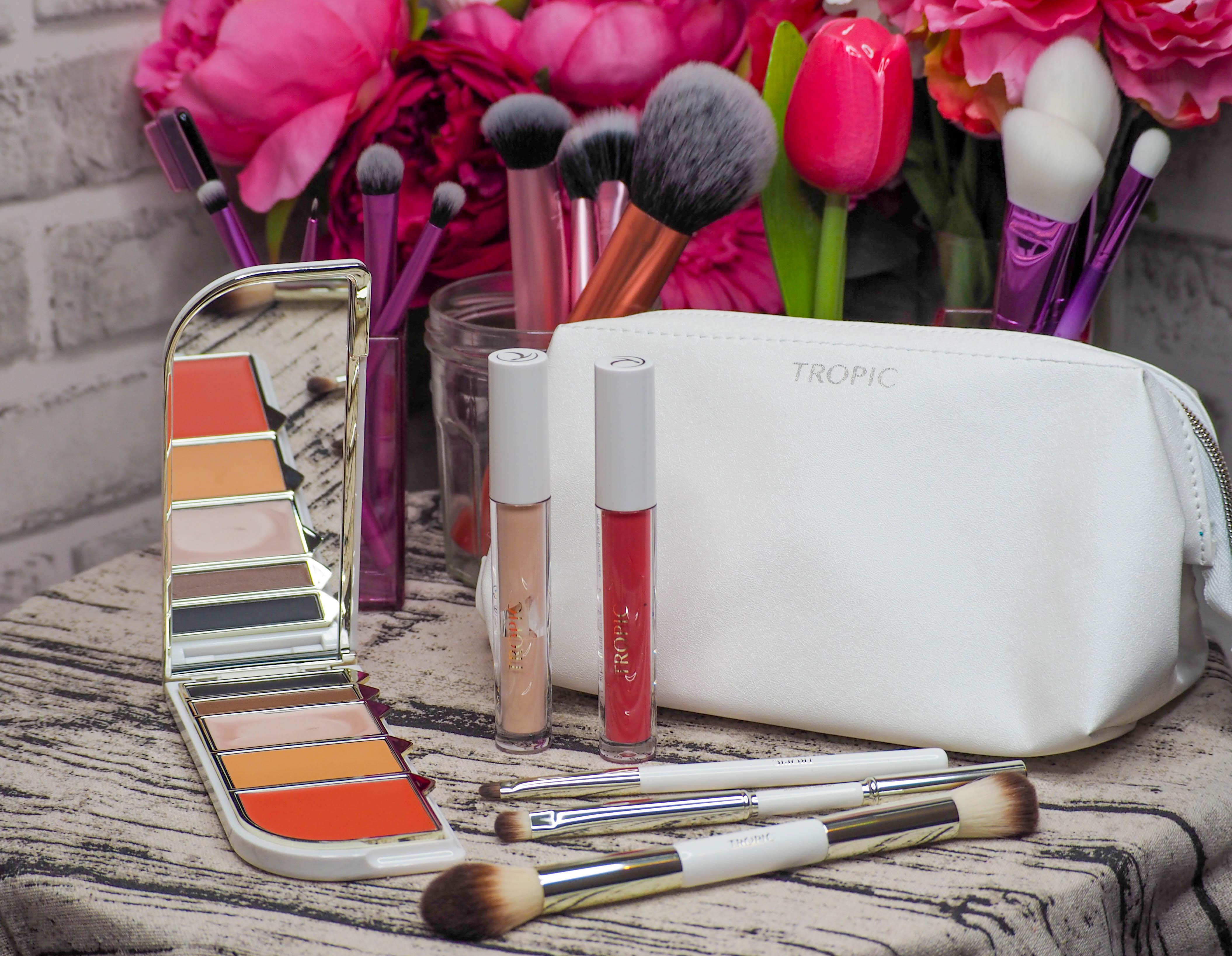 Tropic Makeup