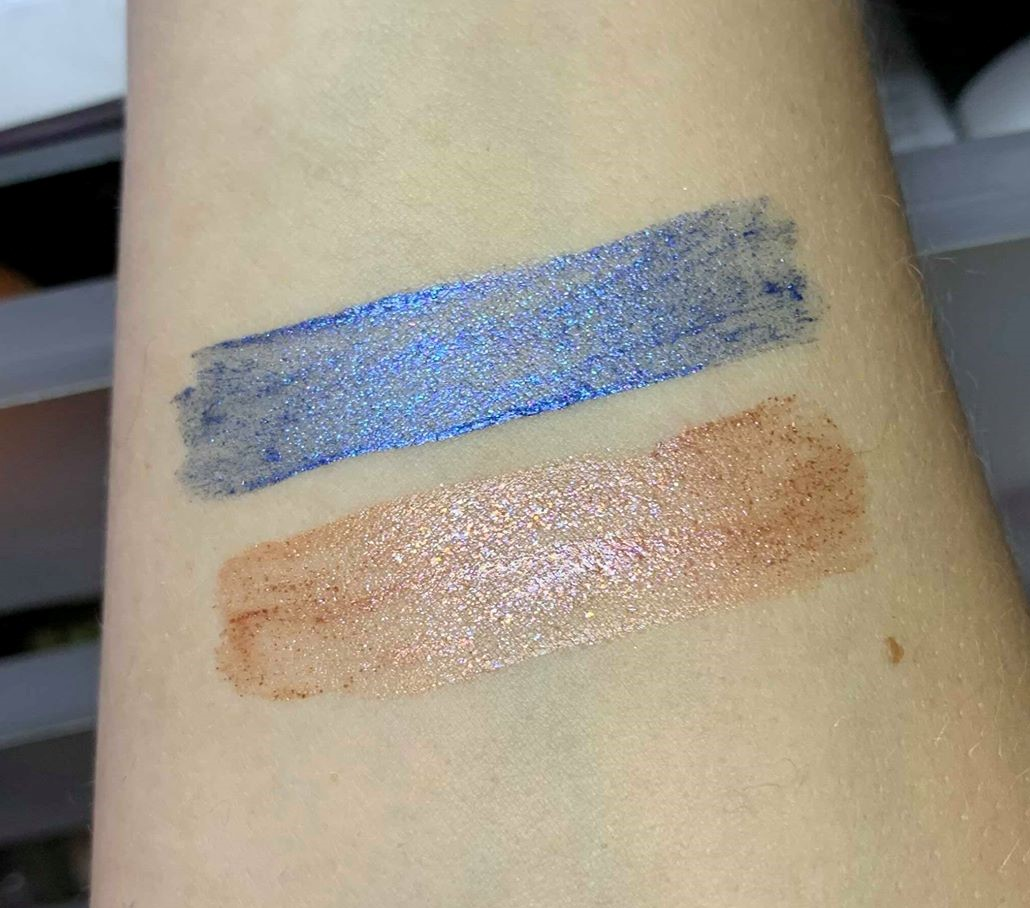 Smashbox Crystalized Always On Liquid Eyeshadow