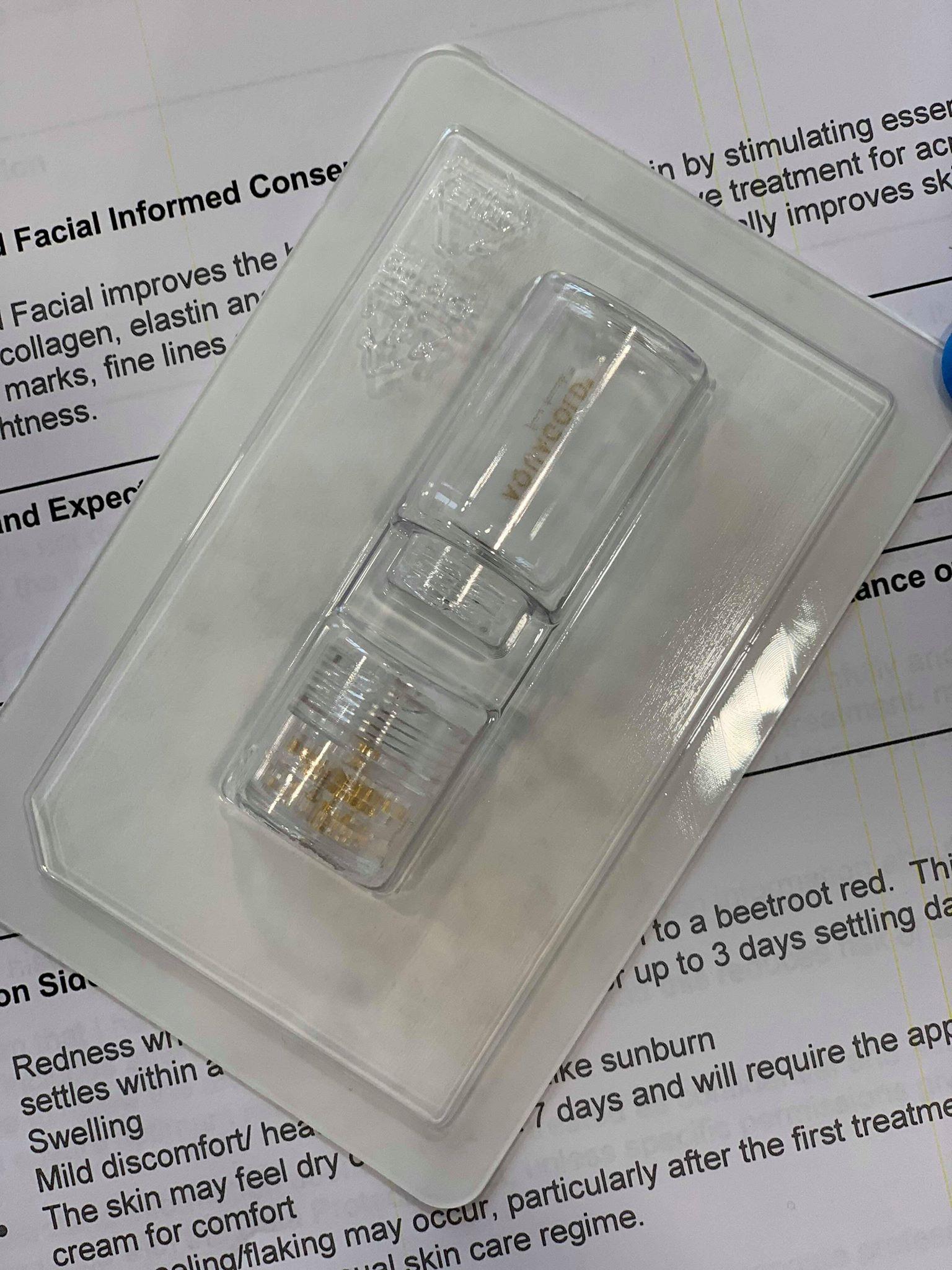 AquaGold Facial at Adonia Medical Clinic