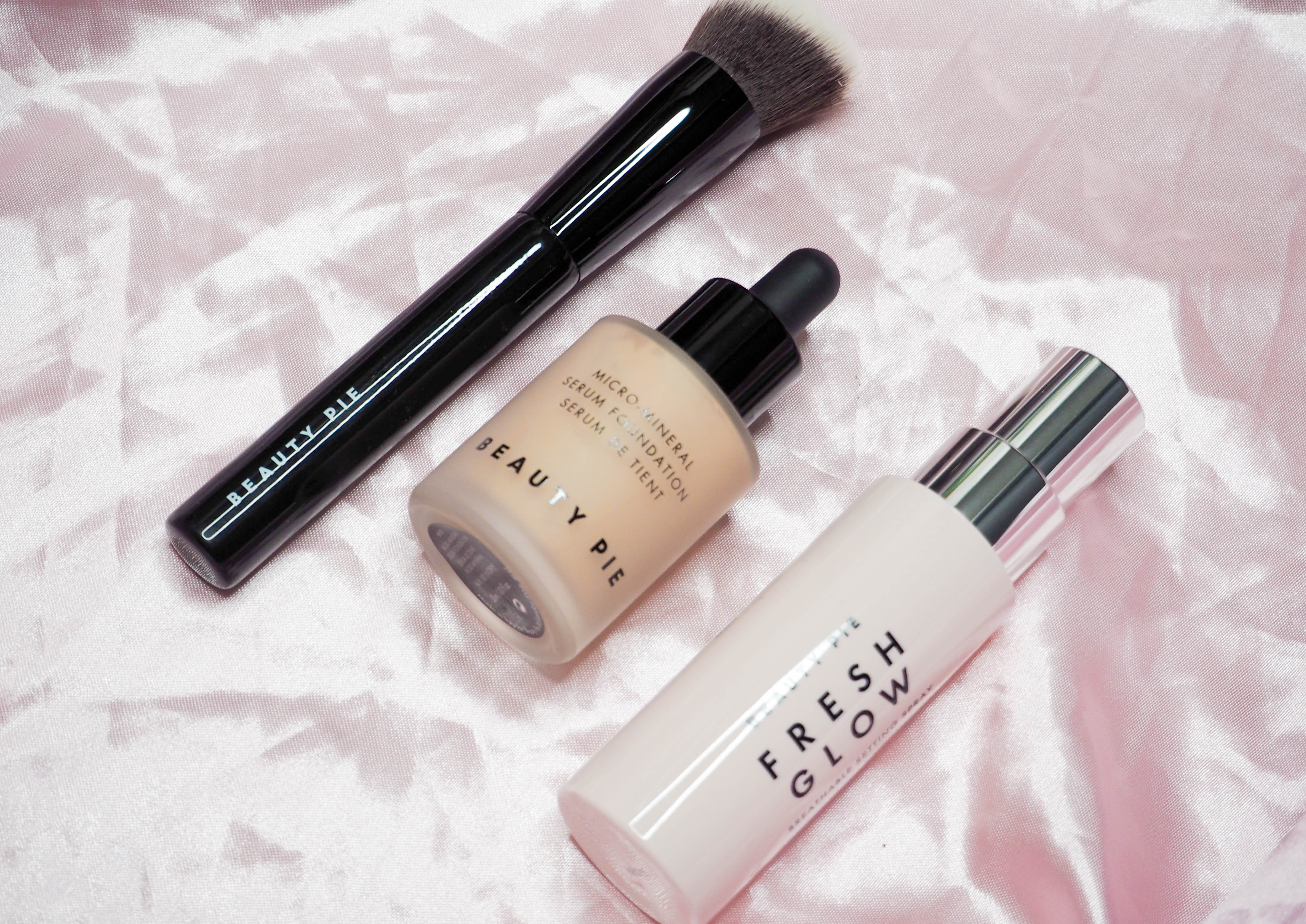 Beauty Pie Fresh Glow Breathable Setting Spray Review
