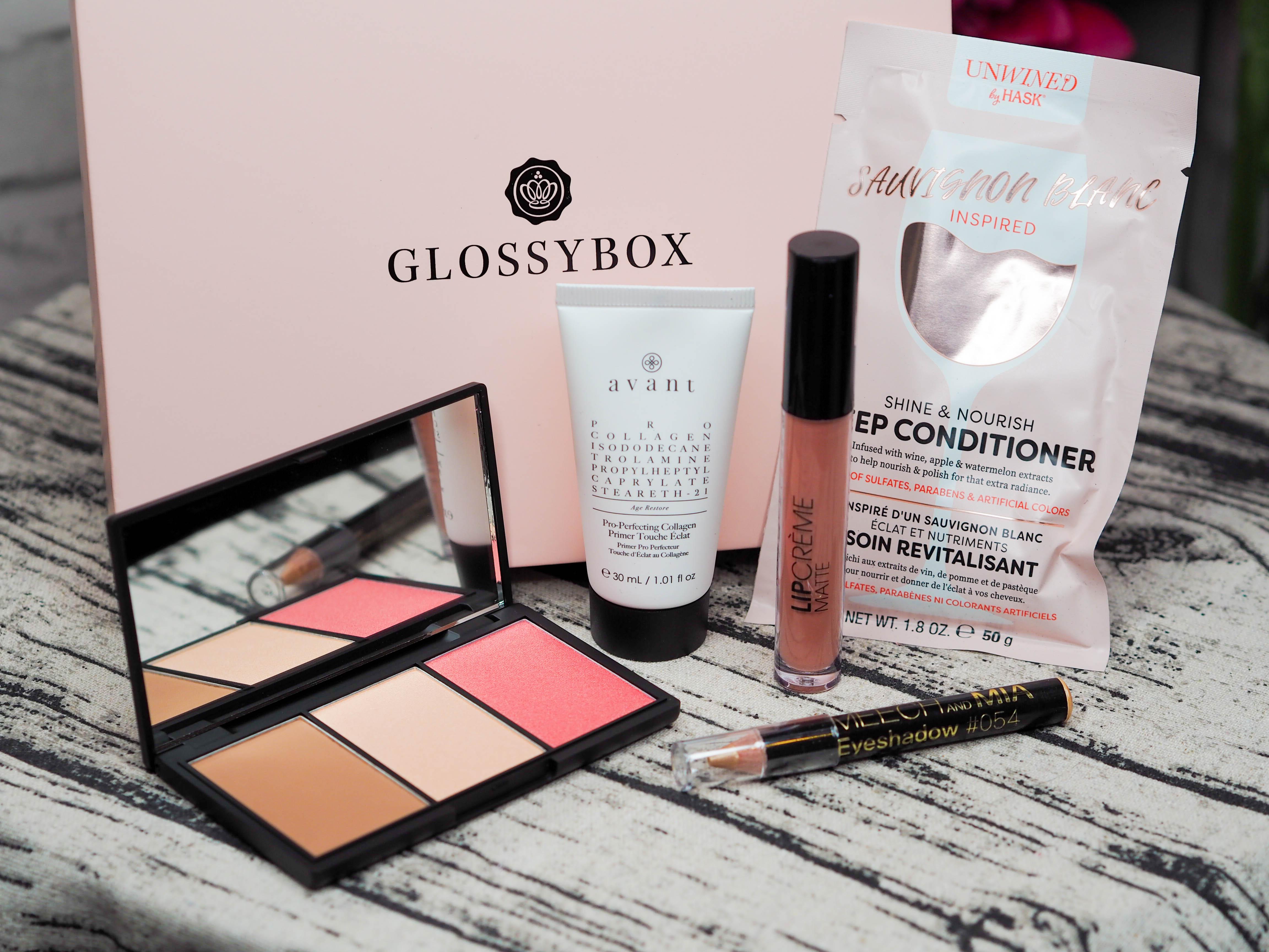 Glossybox June 2019