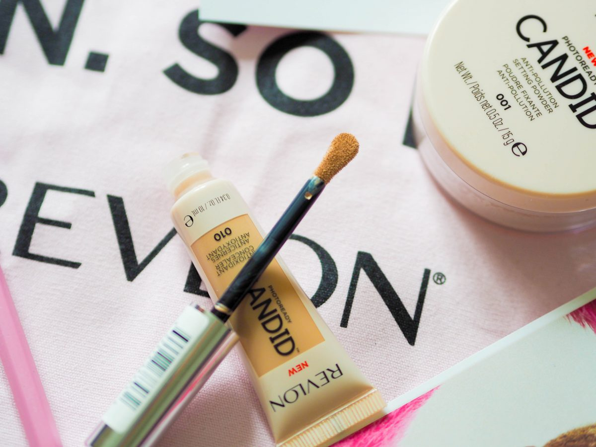 Revlon Photoready Candid Concealer
