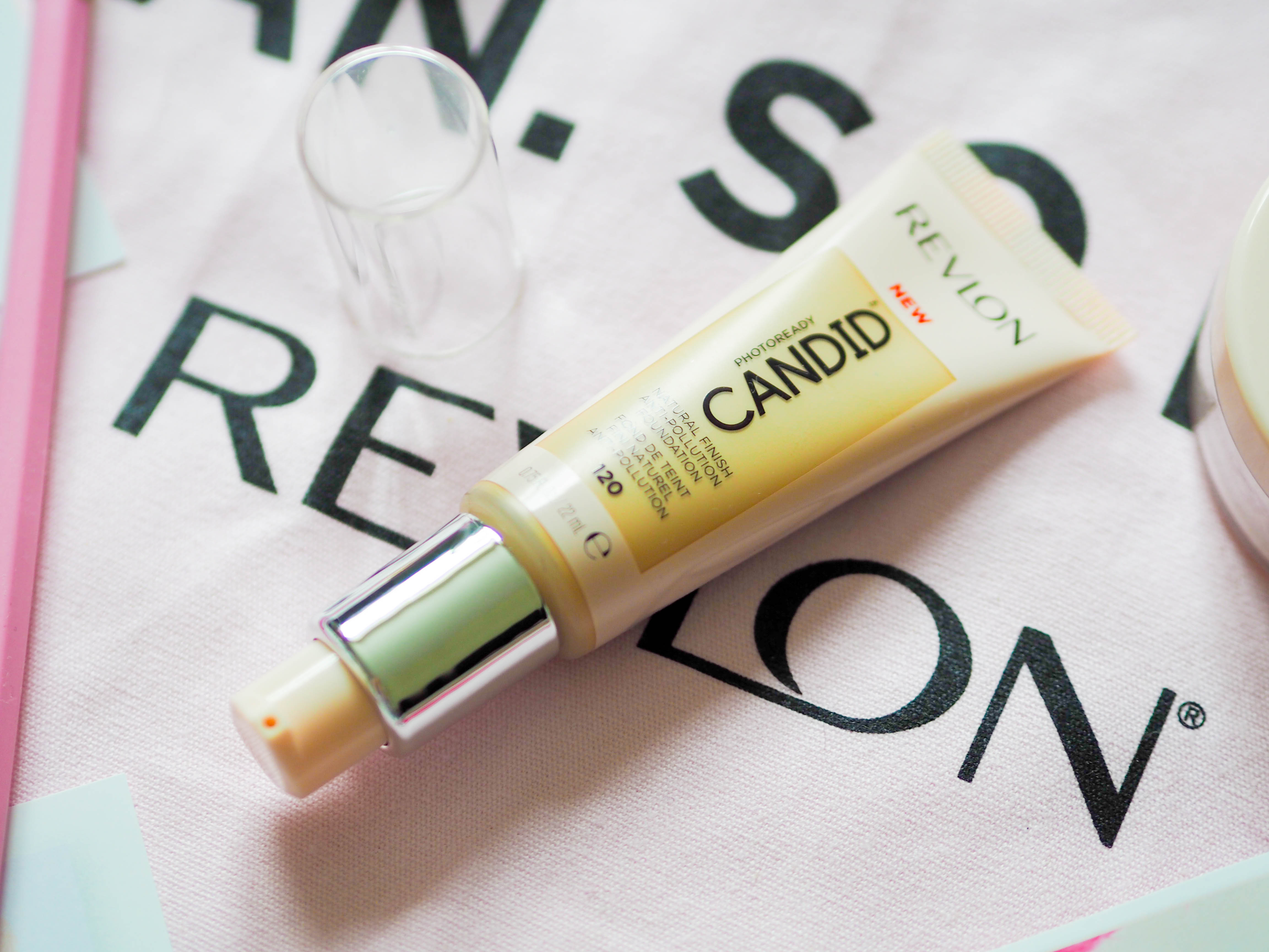 Revlon Photoready Candid Foundation