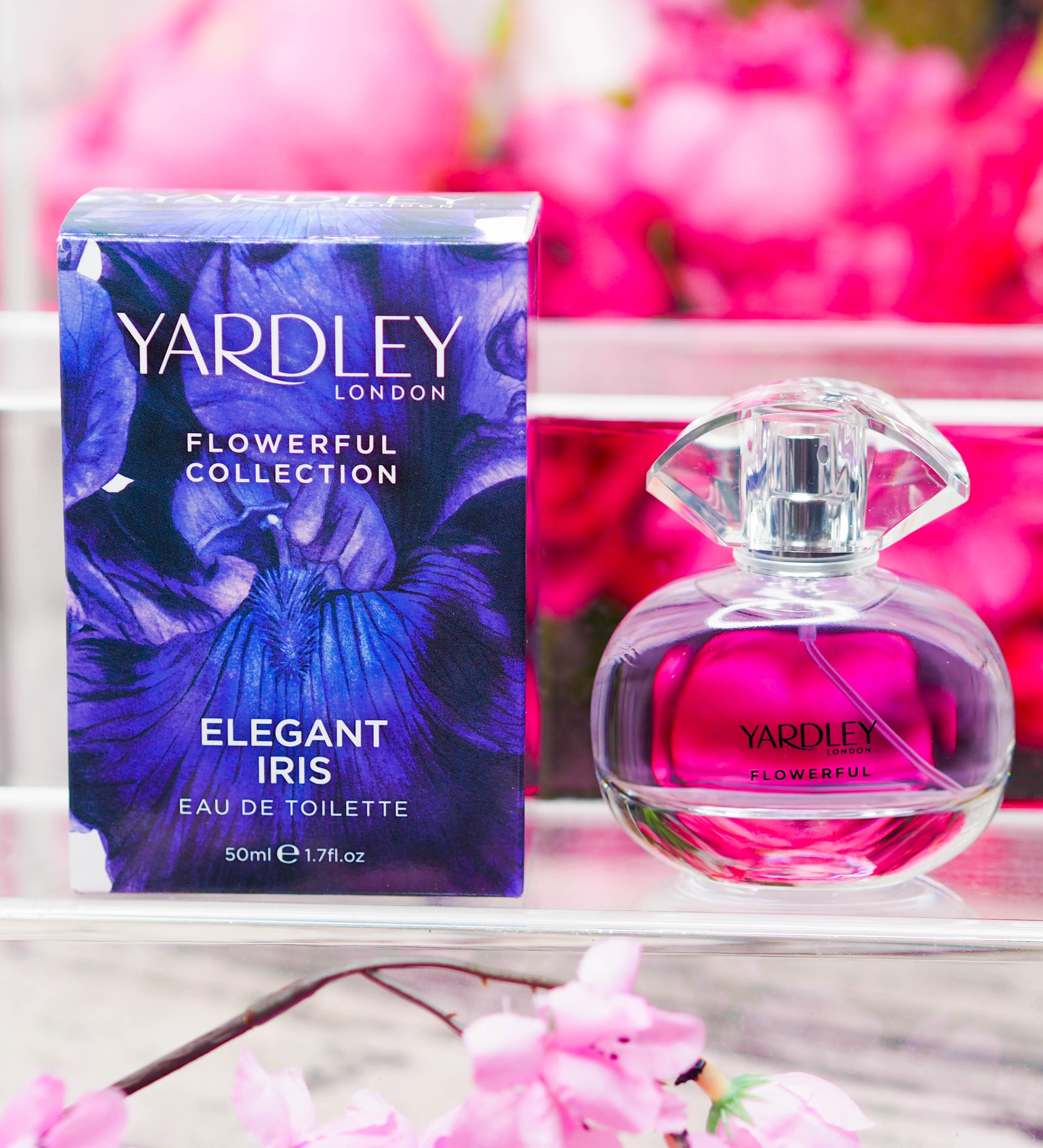 Yardley Elegant Iris