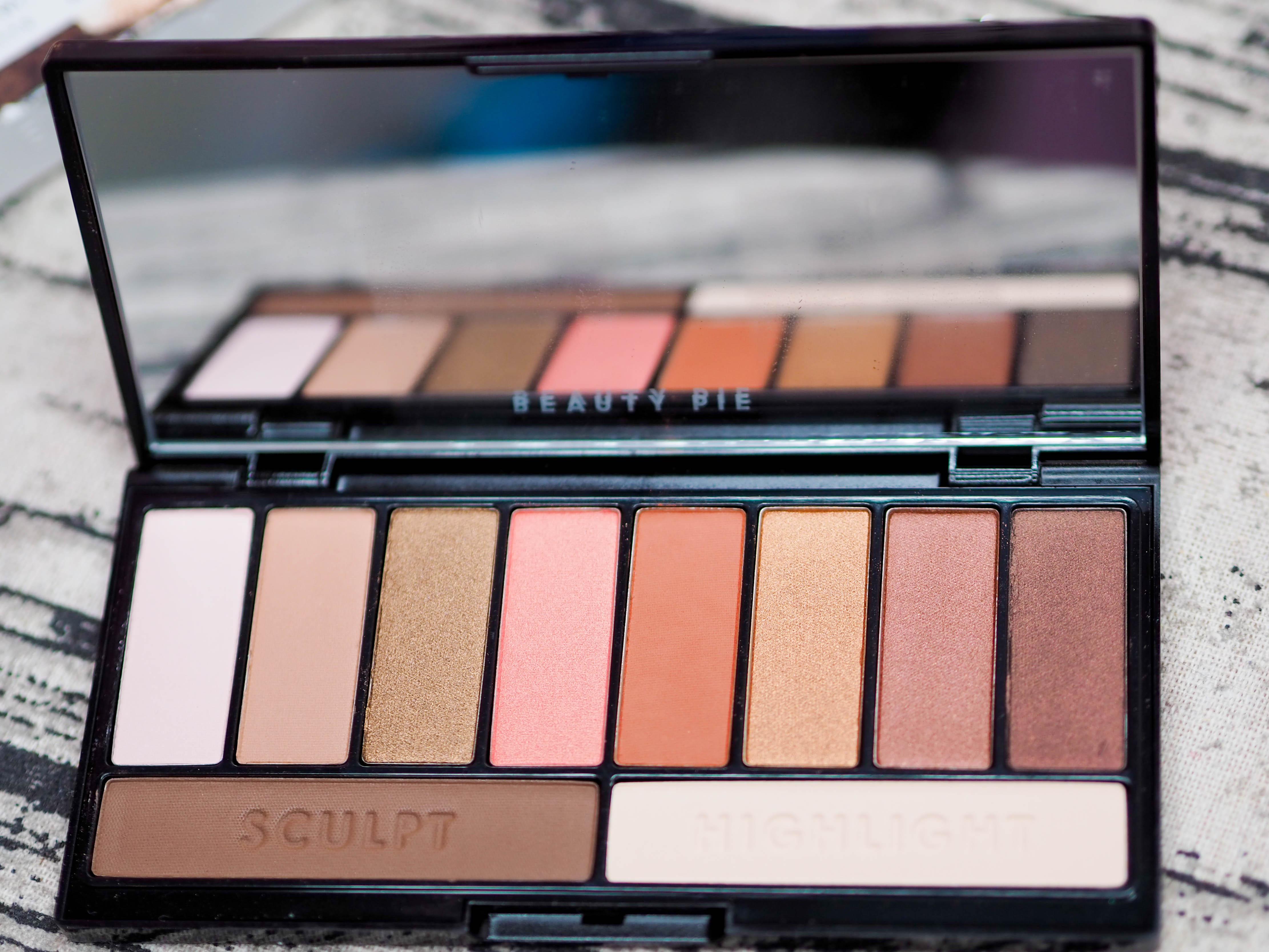 Beauty Pie Sunshiney Palette