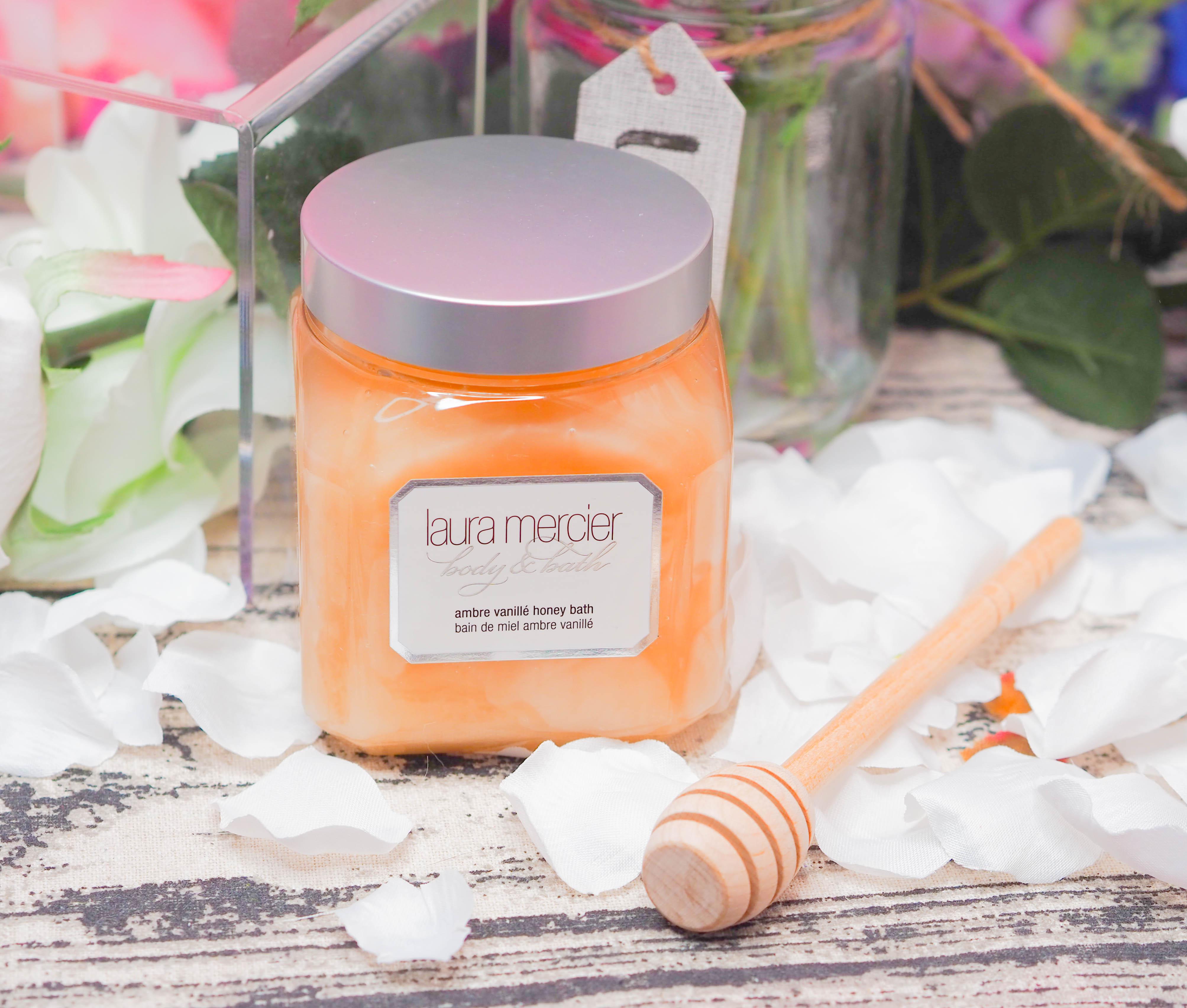 Laura Mercier Ambre Vanille Honey Bath
