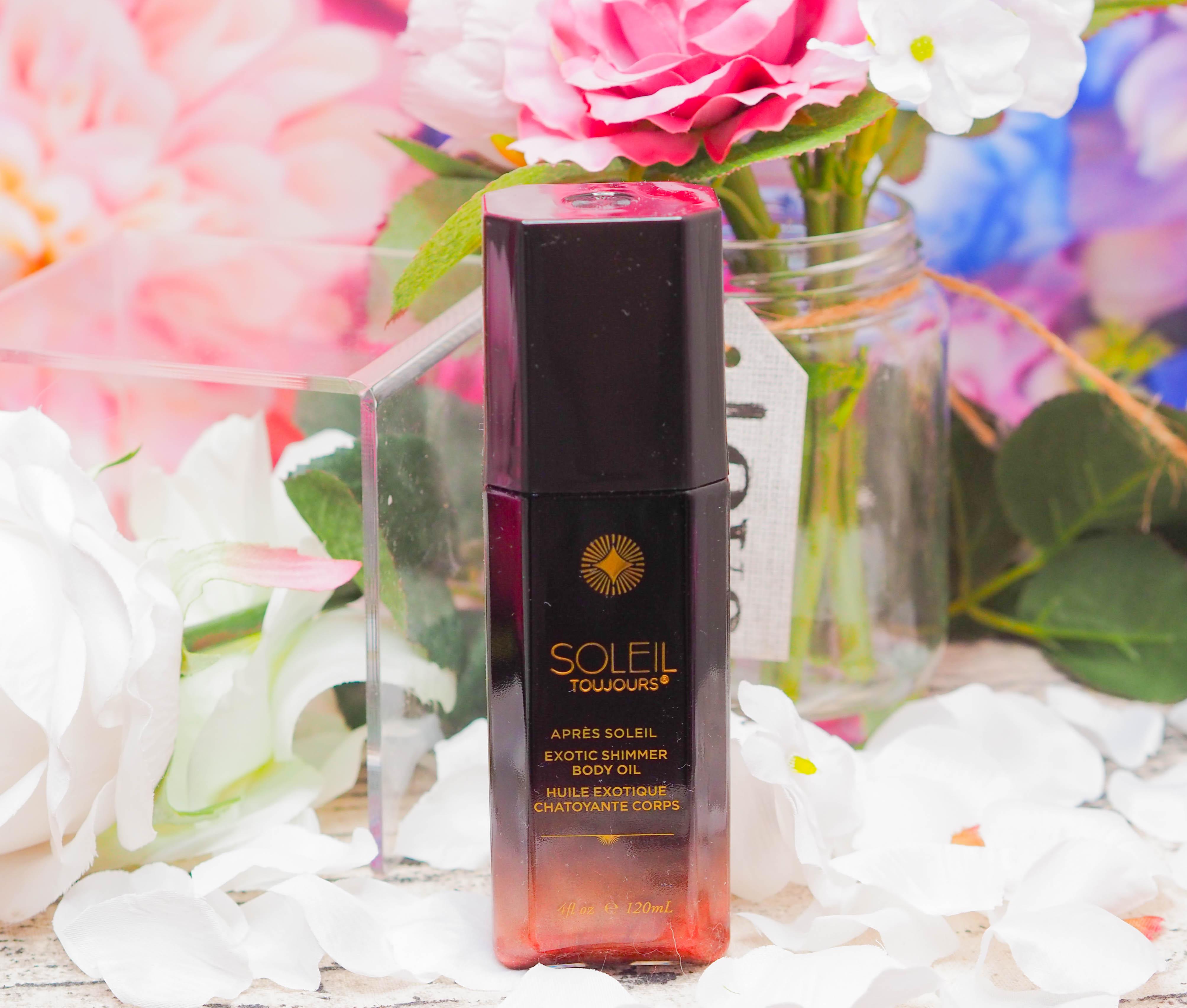 Soleil Toujours Exotic Shimmer Oil