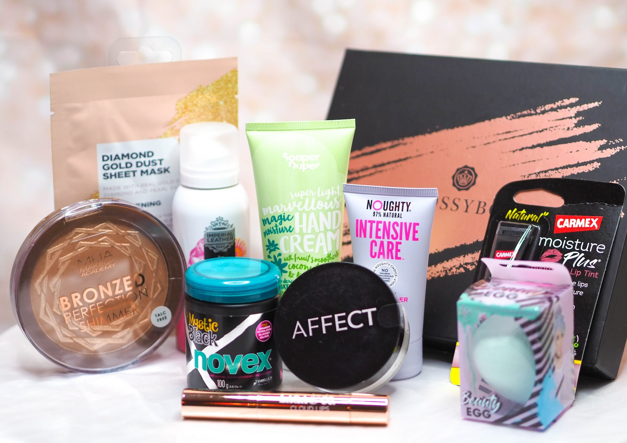 Glossybox Fri-Yay Limited Edition Box