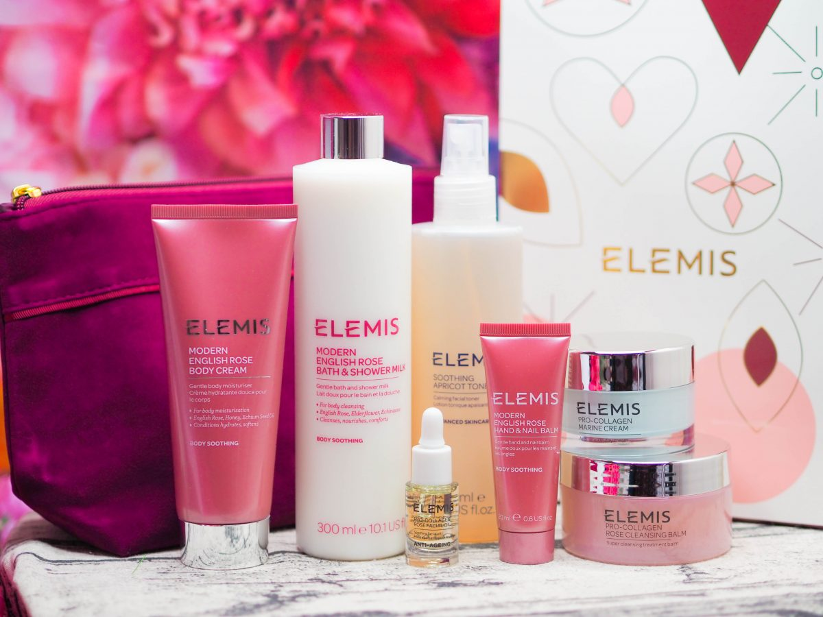 QVC UK TSV Elemis The Gift of Gorgeous Skin
