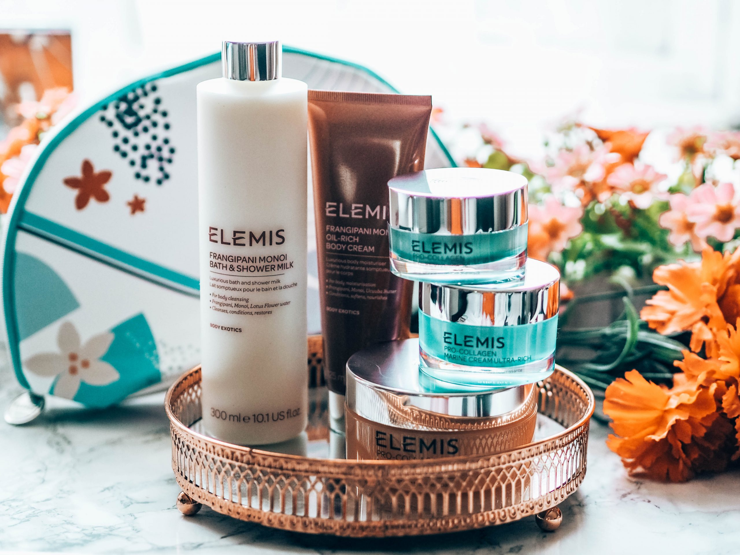 QVC UK TSV Elemis 5 Piece Pro-Collagen Anti-Ageing Hydrate and Revive Collection