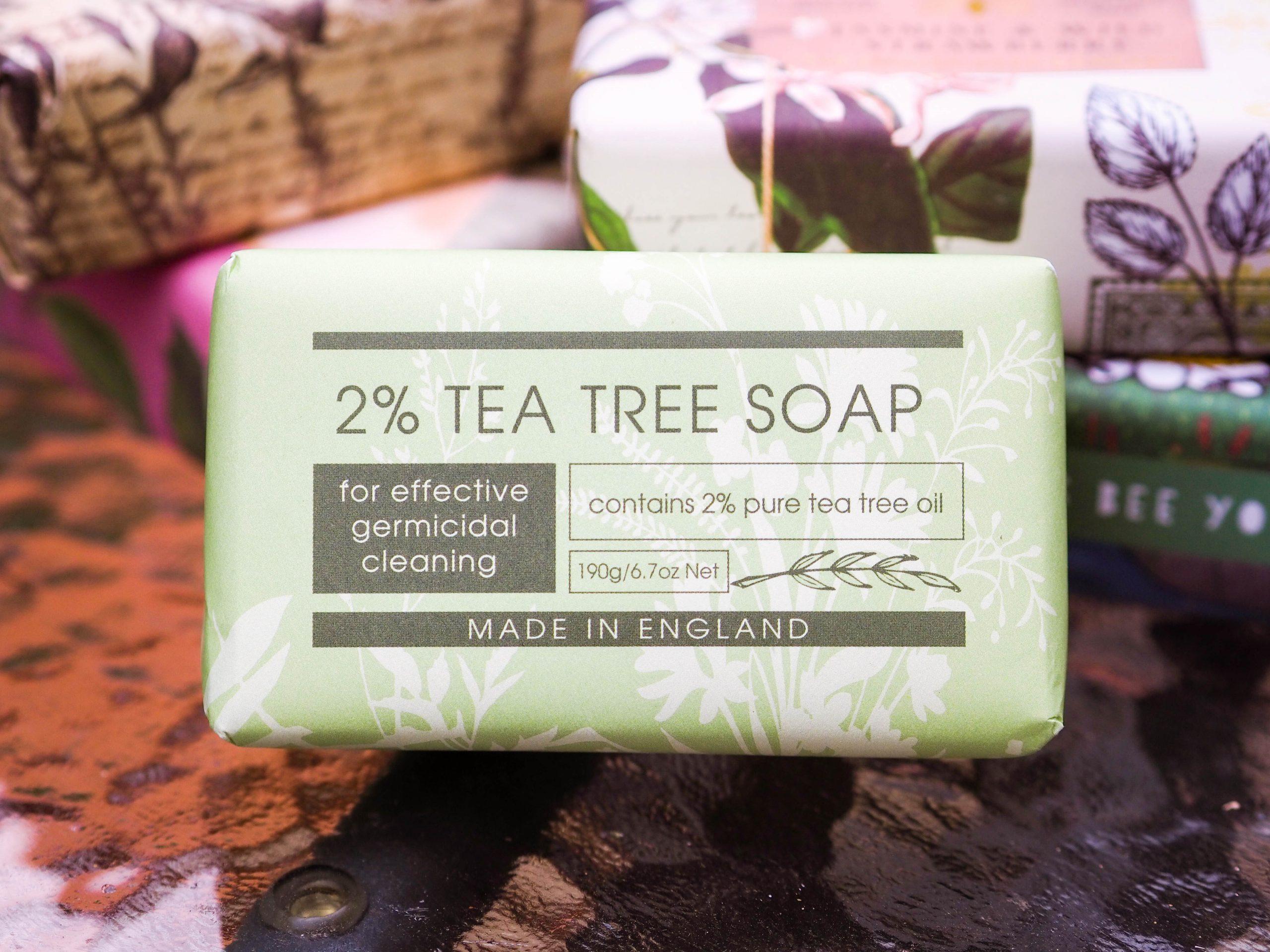 English Soap Company Soap Bars