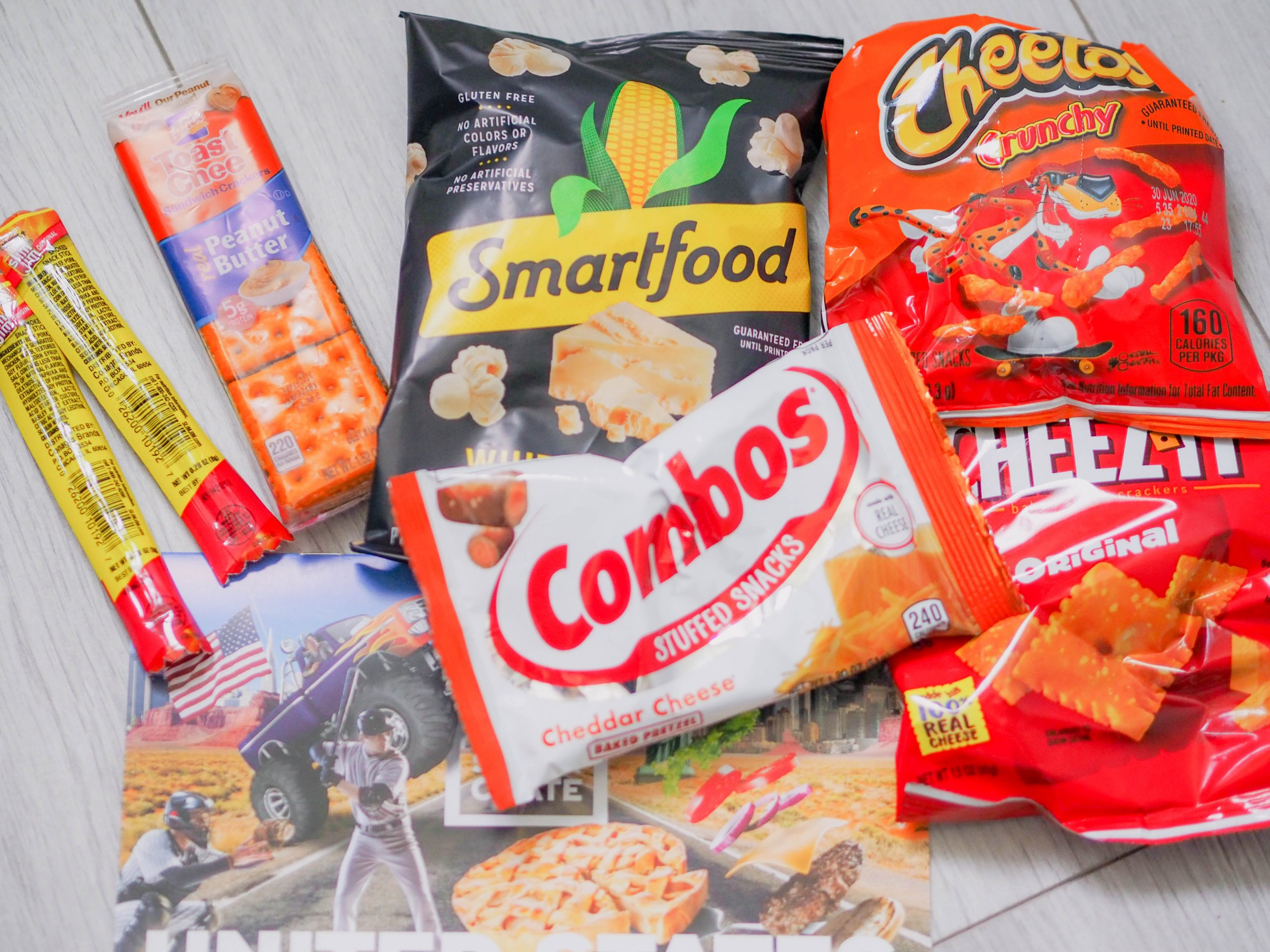 Facebook Made Me Do It: Snackcrate