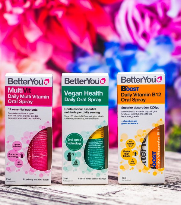 Better You Oral Vitamin Sprays