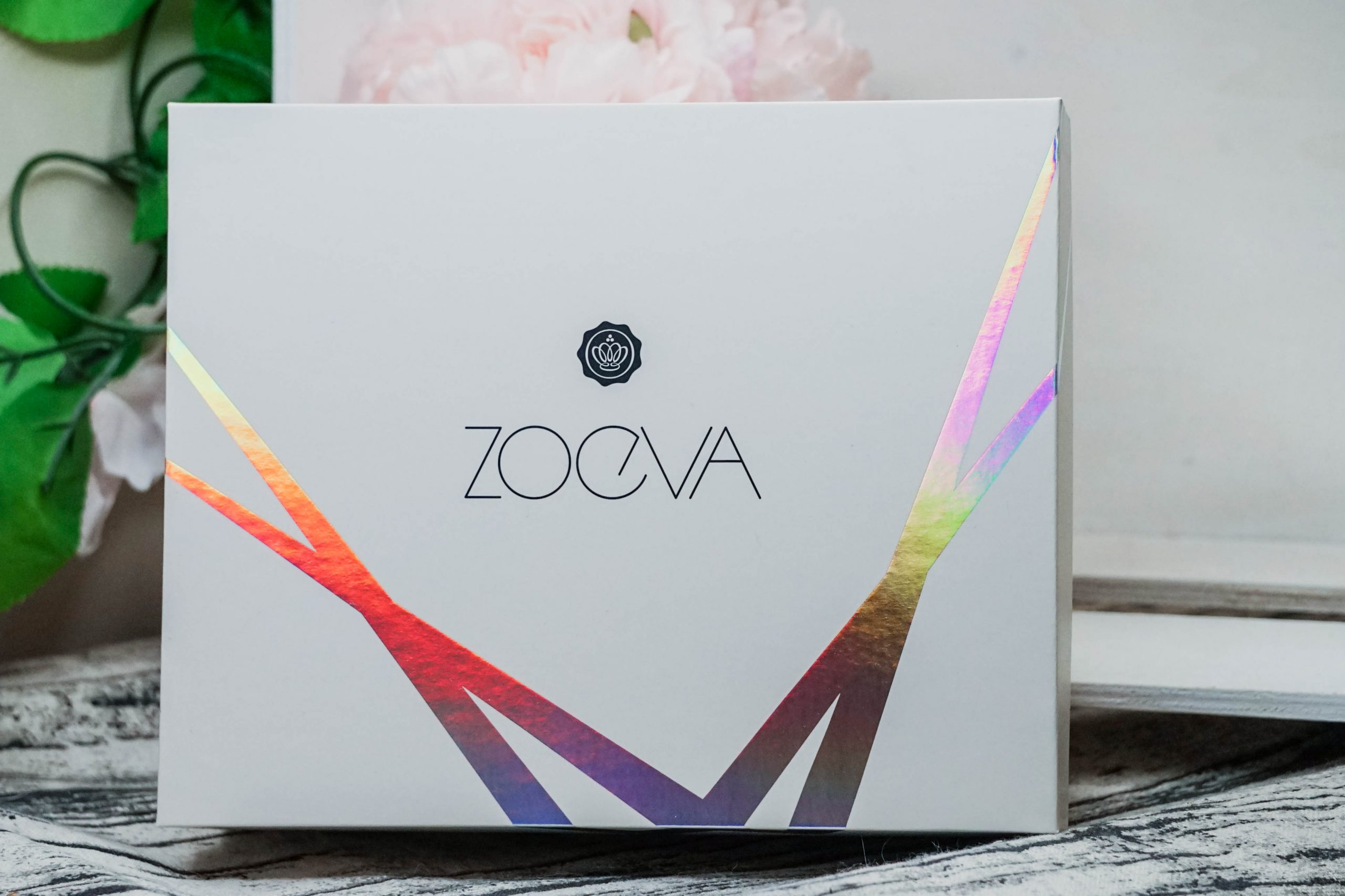 Glossybox X Zoeva Limited Edition 2020 Box