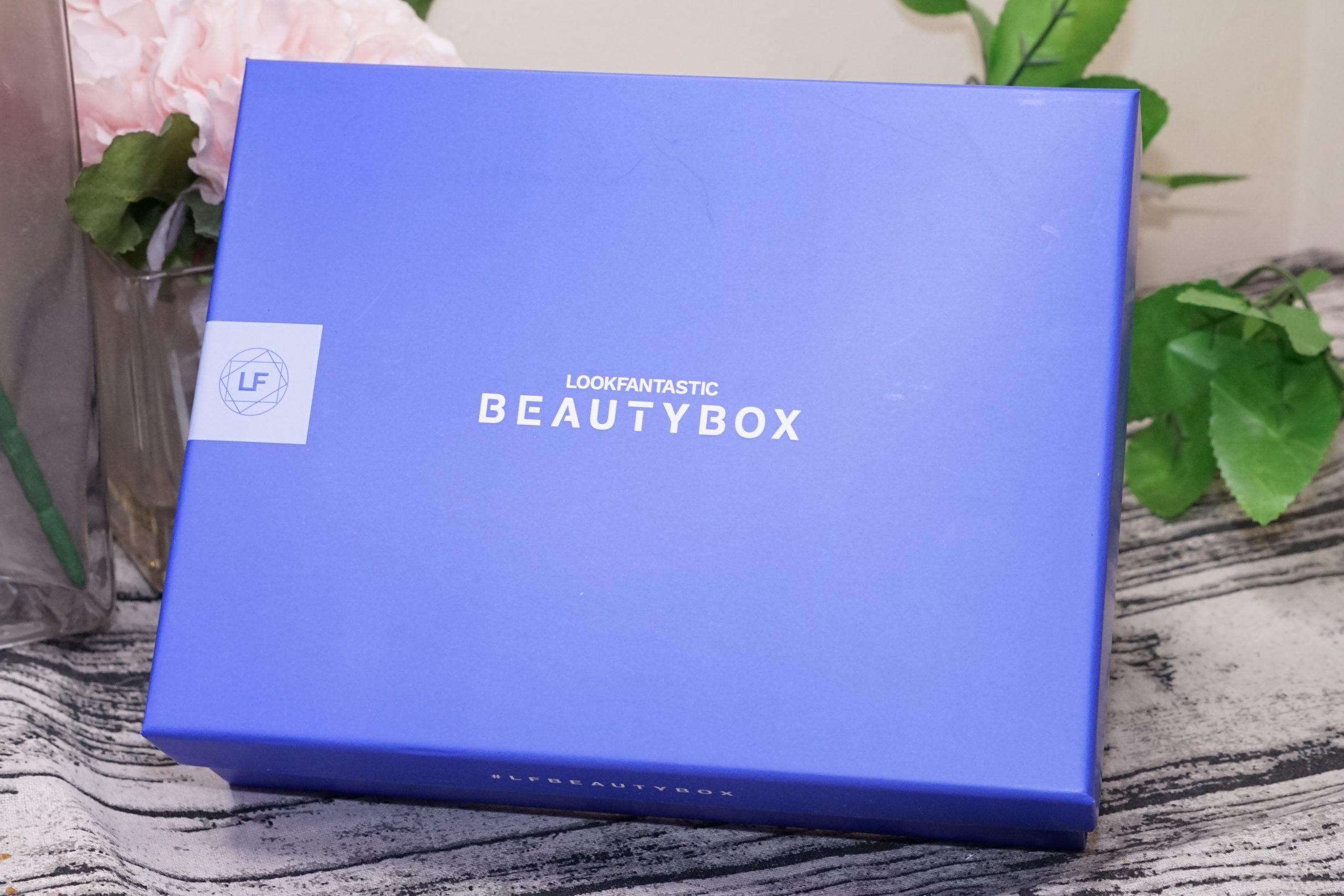Look Fantastic Beauty Box - October 2020 Edition Box