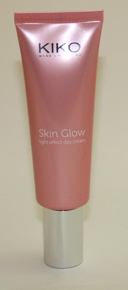 Kiko Skin Glow Light Effect Day Cream