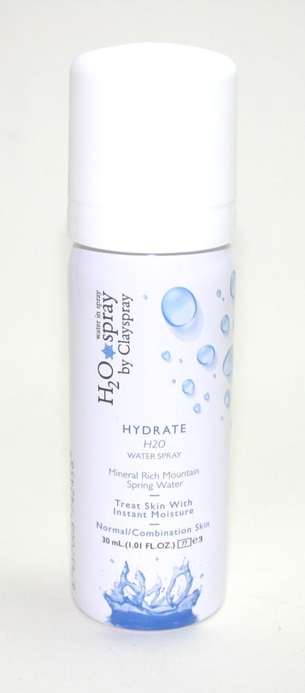 Clayspray H20 Mineral Water Spray