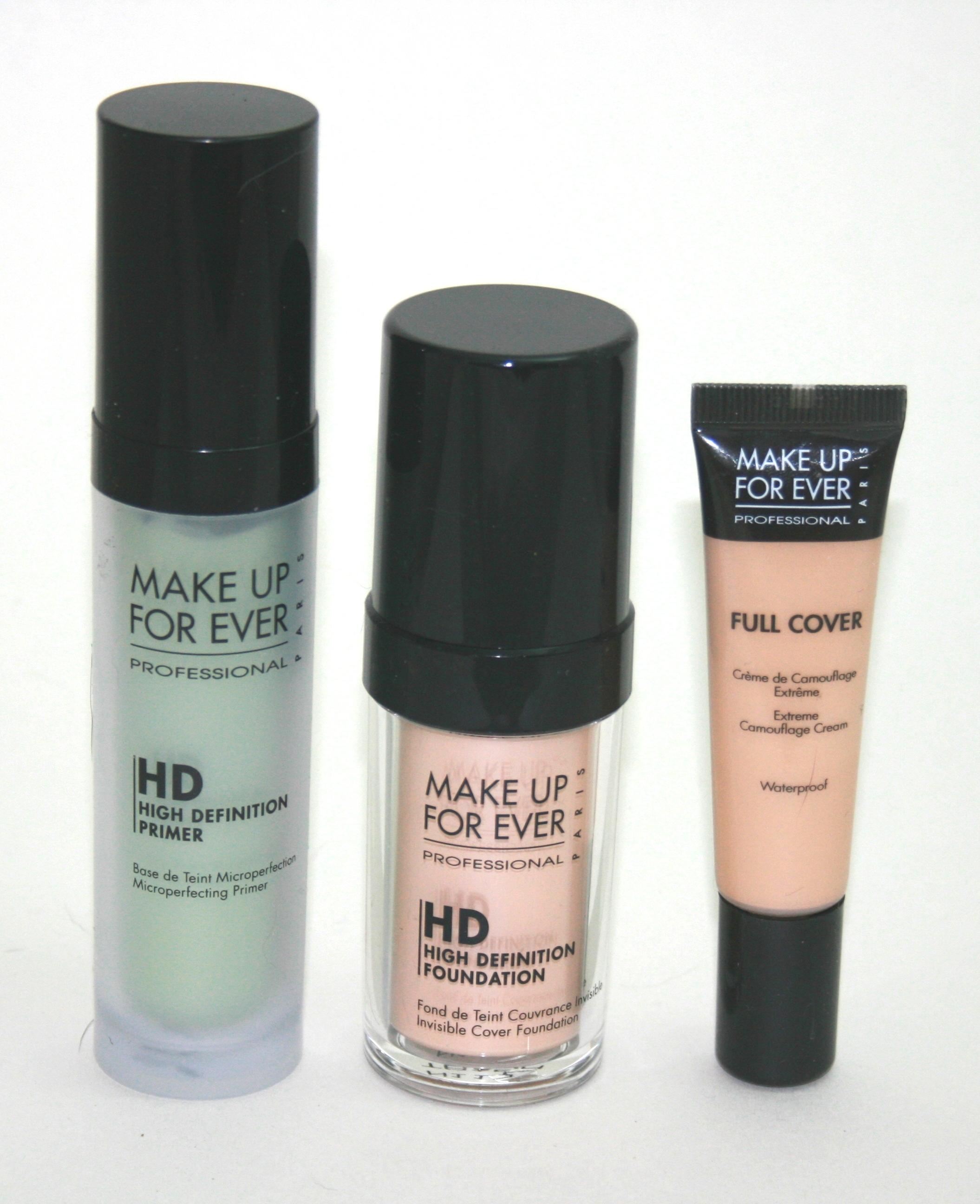 Mufe Hd Green Primer Foundation Full Er Concealer Beauty Geek Uk