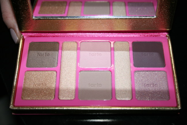Tarte Sultry Sunset Amazonian Clay 8-Shadow Collector's Palette