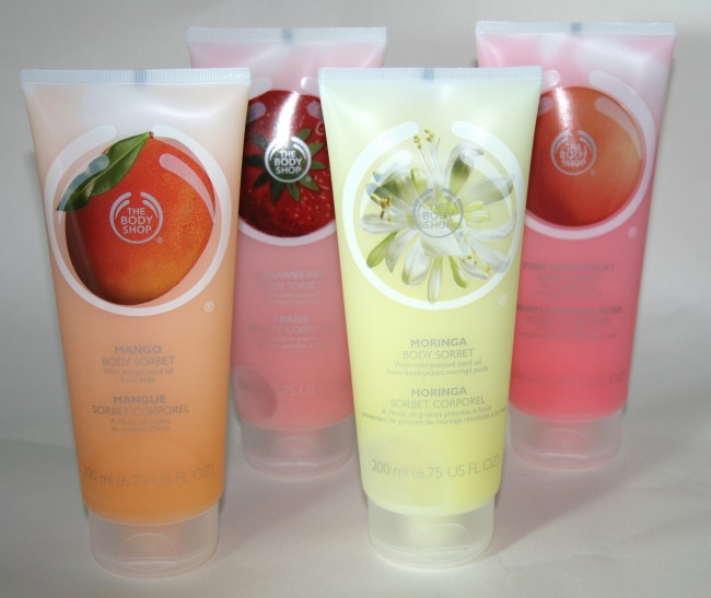Body Shop Body Sorbets