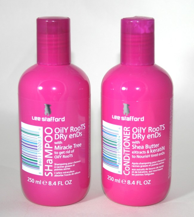 Lee Stafford Oily Roots Dry Ends