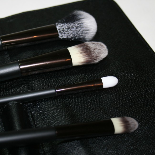 Real techniques makeup brush set boots