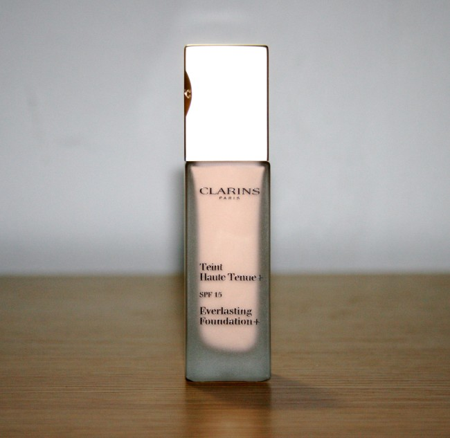 Clarins Everlasting Foundation+ Review