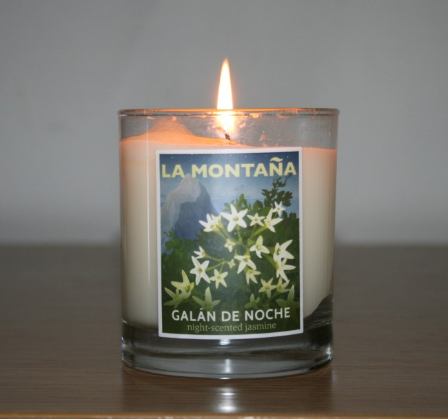 La Montana Galan de Noche Candle Lit