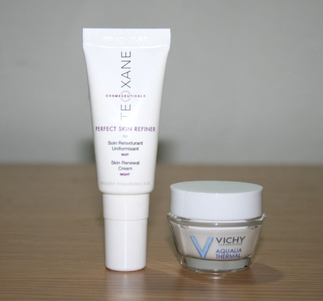 Glossybox July 2015 Teoxane Cosmeceuticals Vichy