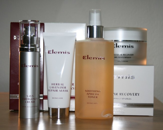 House of Elemis Touch Facial Reviews