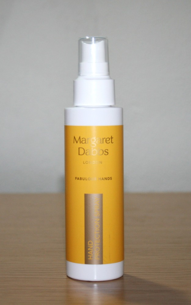 Margaret Dabbs Fabulous Hands Hand Protection and Finishing Spray Review