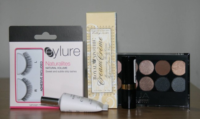 Glossybox November 2015 Contents Review