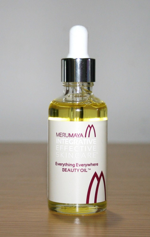 Merumaya Everything Everywhere Beauty Oil Review