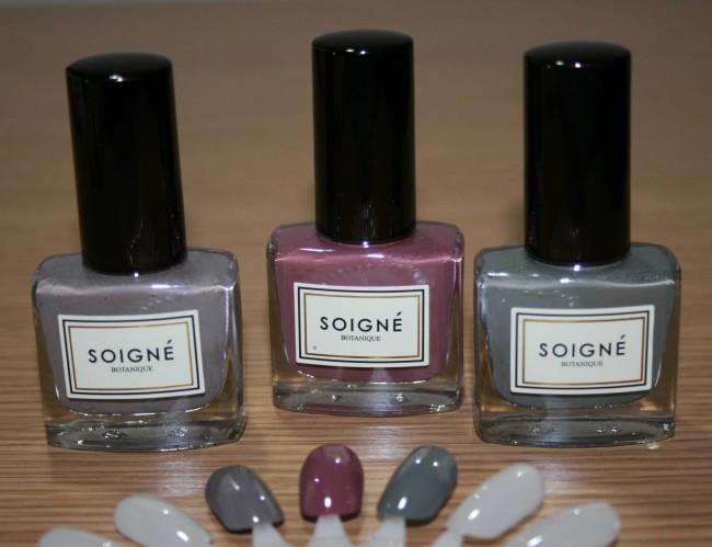 Soigné Autumn 2015 Review