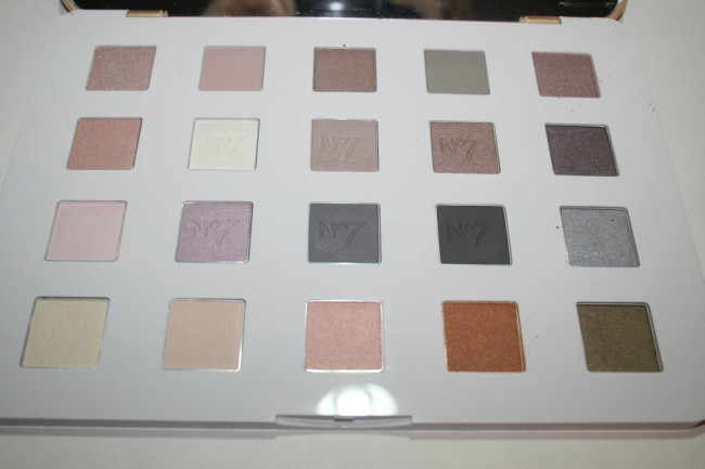 Boots No7 Ultimate Eye Palette 2015