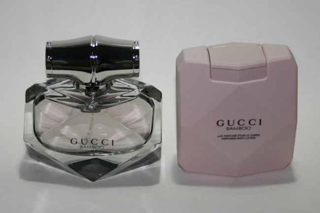 Gucci Bamboo Gift Set Review