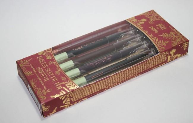 Pixi Mini Endless Silky Eye Pen Quartette