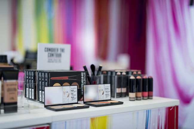 Smashbox Popup Shop